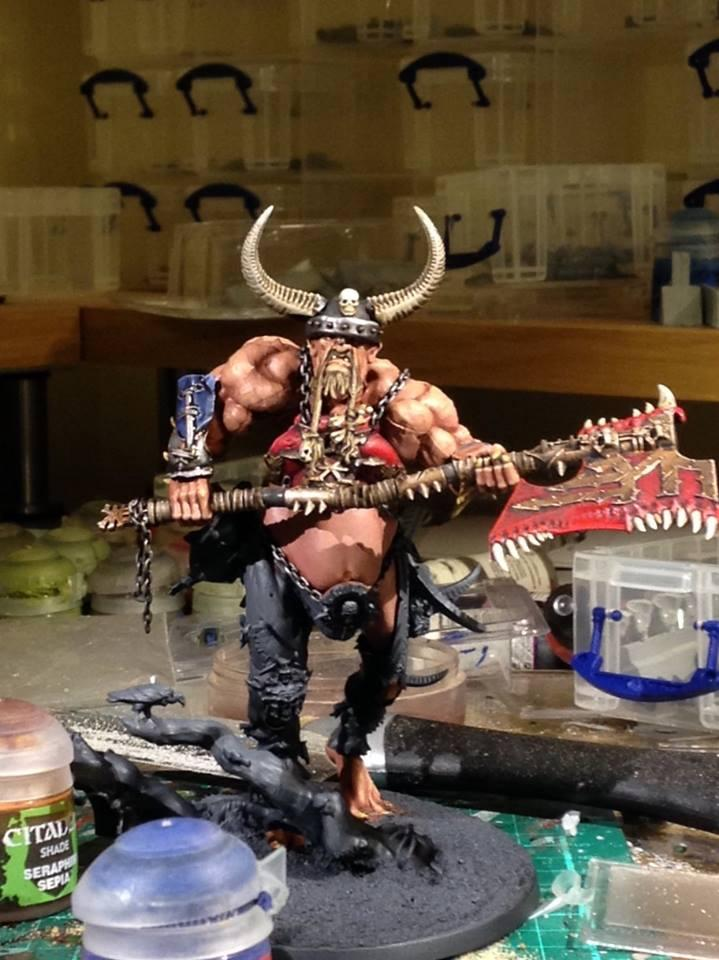 Berserkers, Giant, Warhammer Fantasy