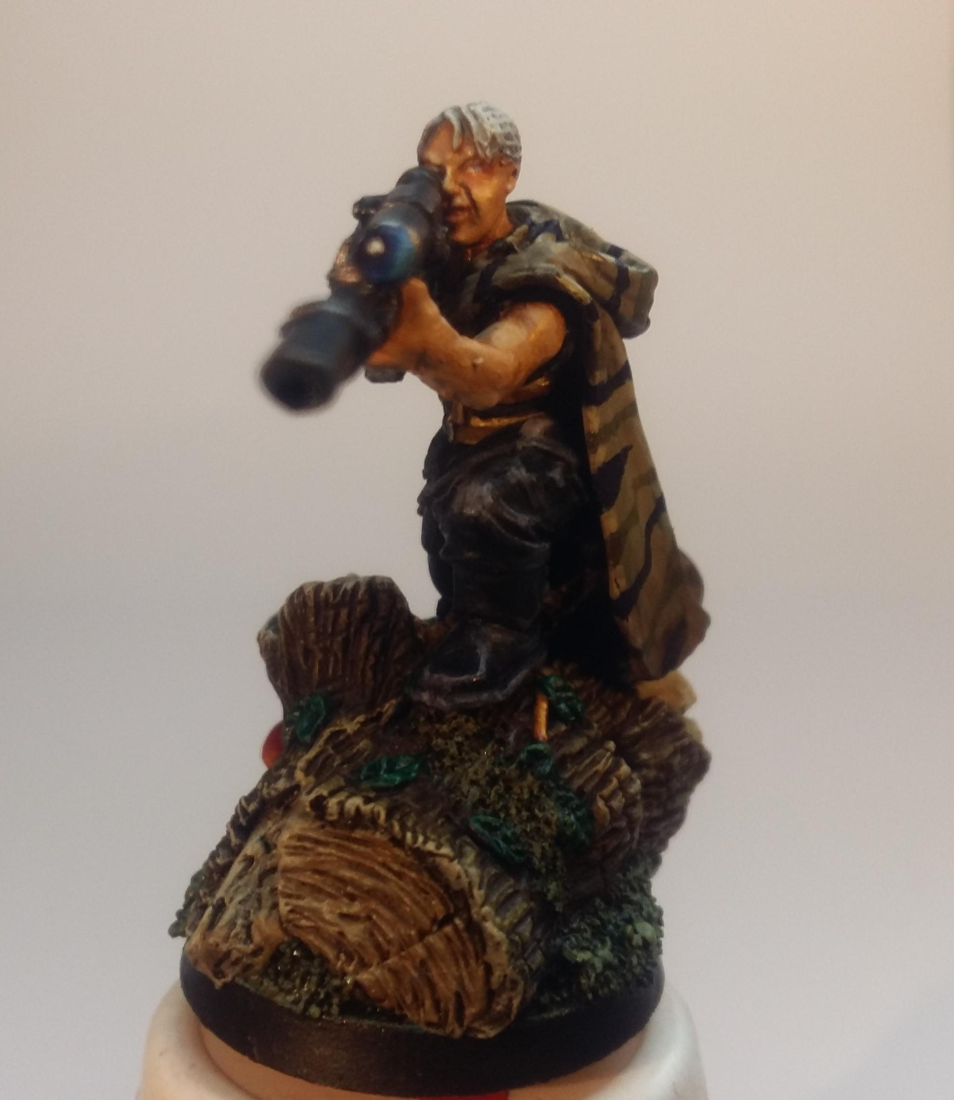 Snipers, Tanith, Tanith Sniper