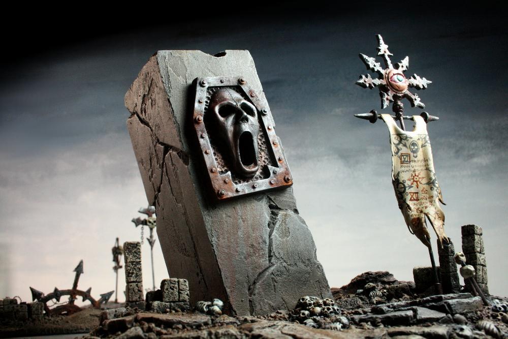 3t, Chaos, Terrain, Chaos Shrine