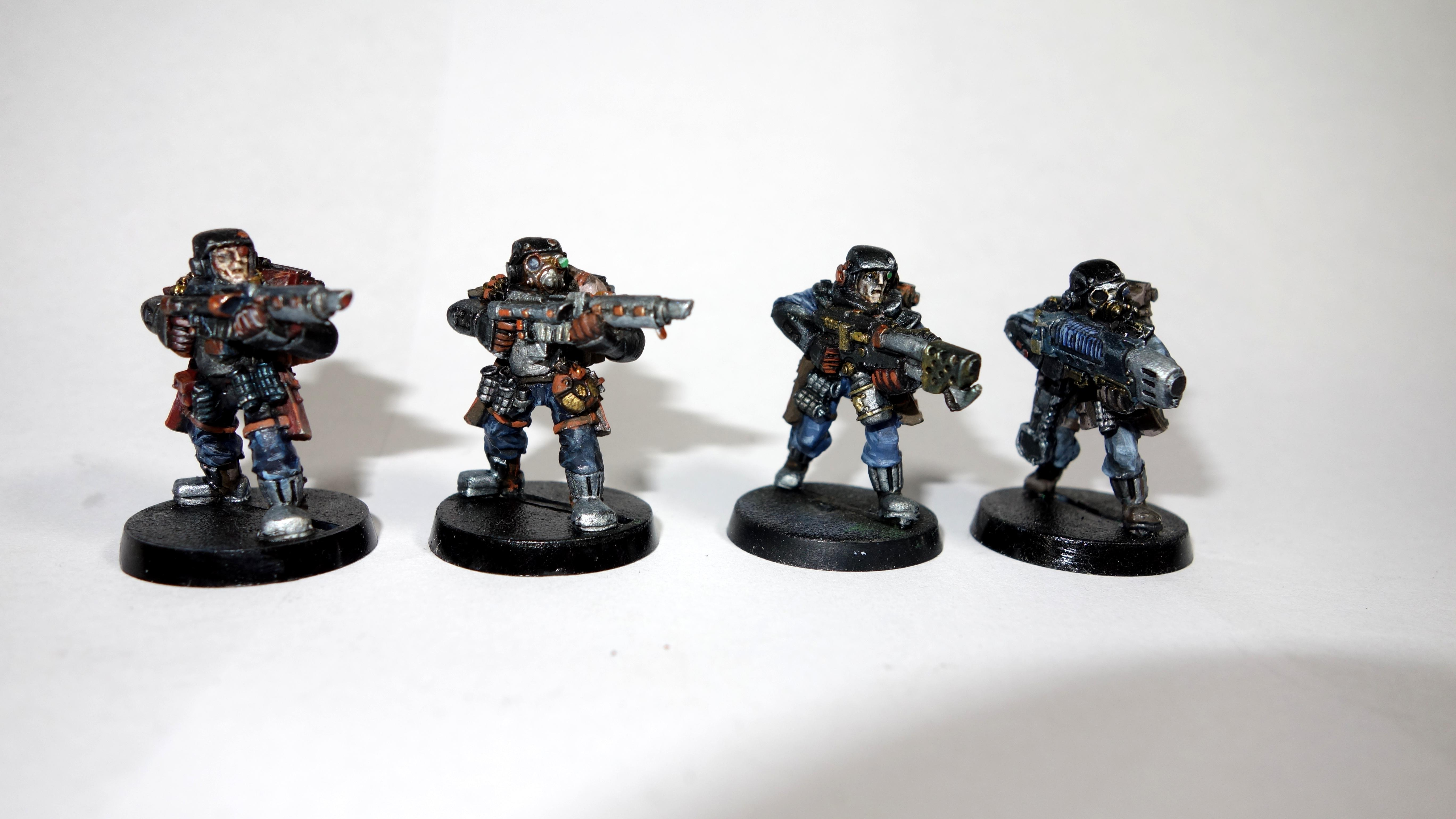 Militarum Tempestus, Storm Troopers, Warhammer 40,000