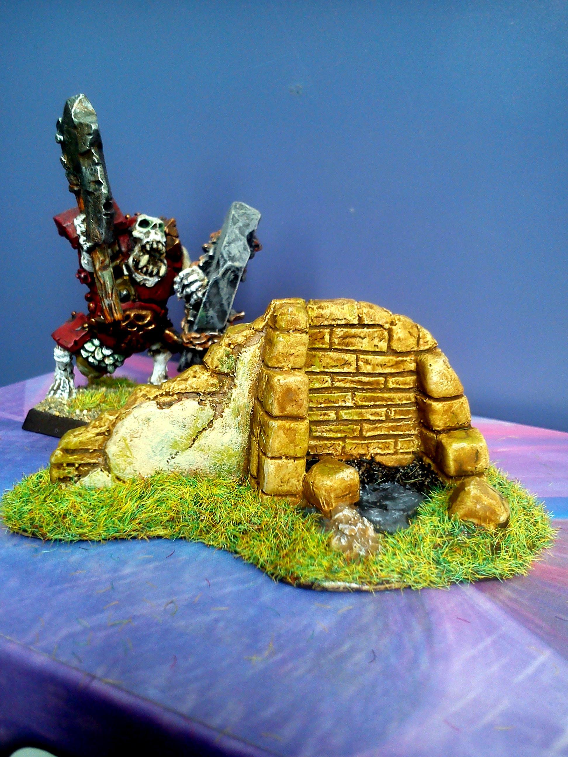 Oathsworn miniatures  Scenery