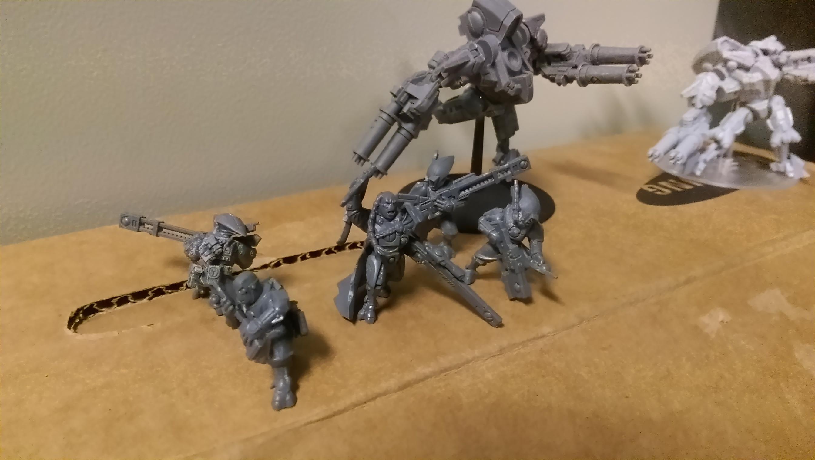 Army, Forge World, Tau