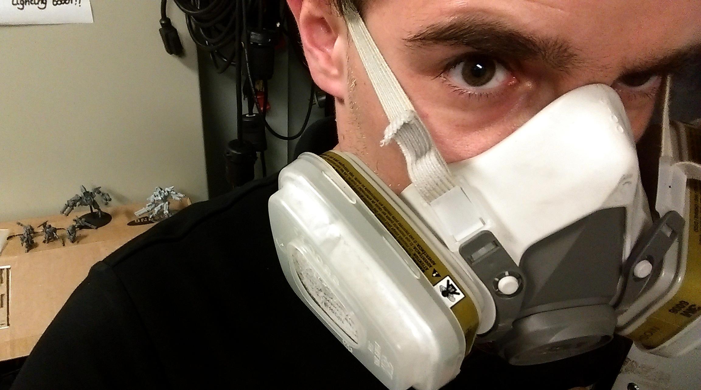 Painting, Remove, Respirator
