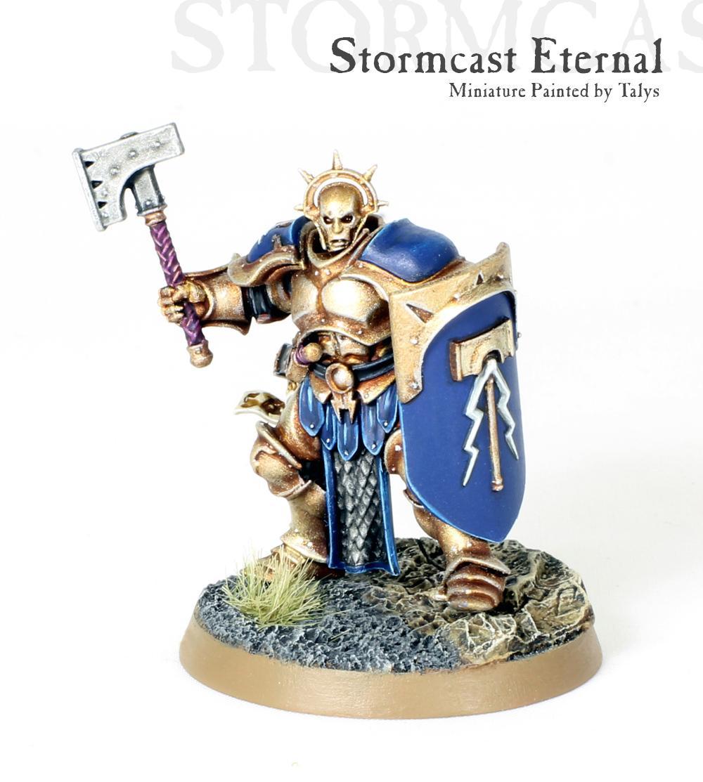 Age Of Sigmar, Eternal, Sigmar, Sigmarines, Stormcast