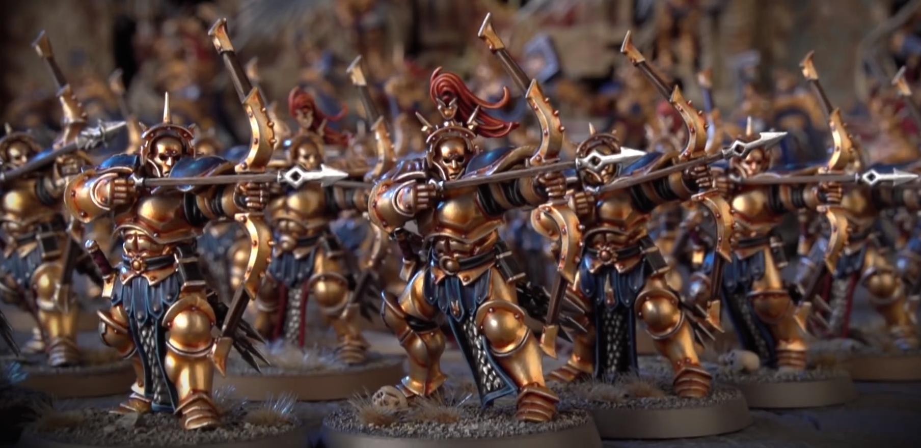 Archers, Sigmarines, Stormcast