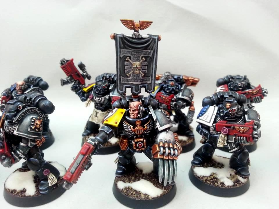 Astral Claw, Blood Angels, Crimson Fist, Dark Angels, Death Watch, Deathwatch, Deathwatch Kill Team, Imperial Fists, Iron Hand, Kill Team, Ordos Xenos, Space Marines, Space Wolves, Sternguard, Xenos Hunters