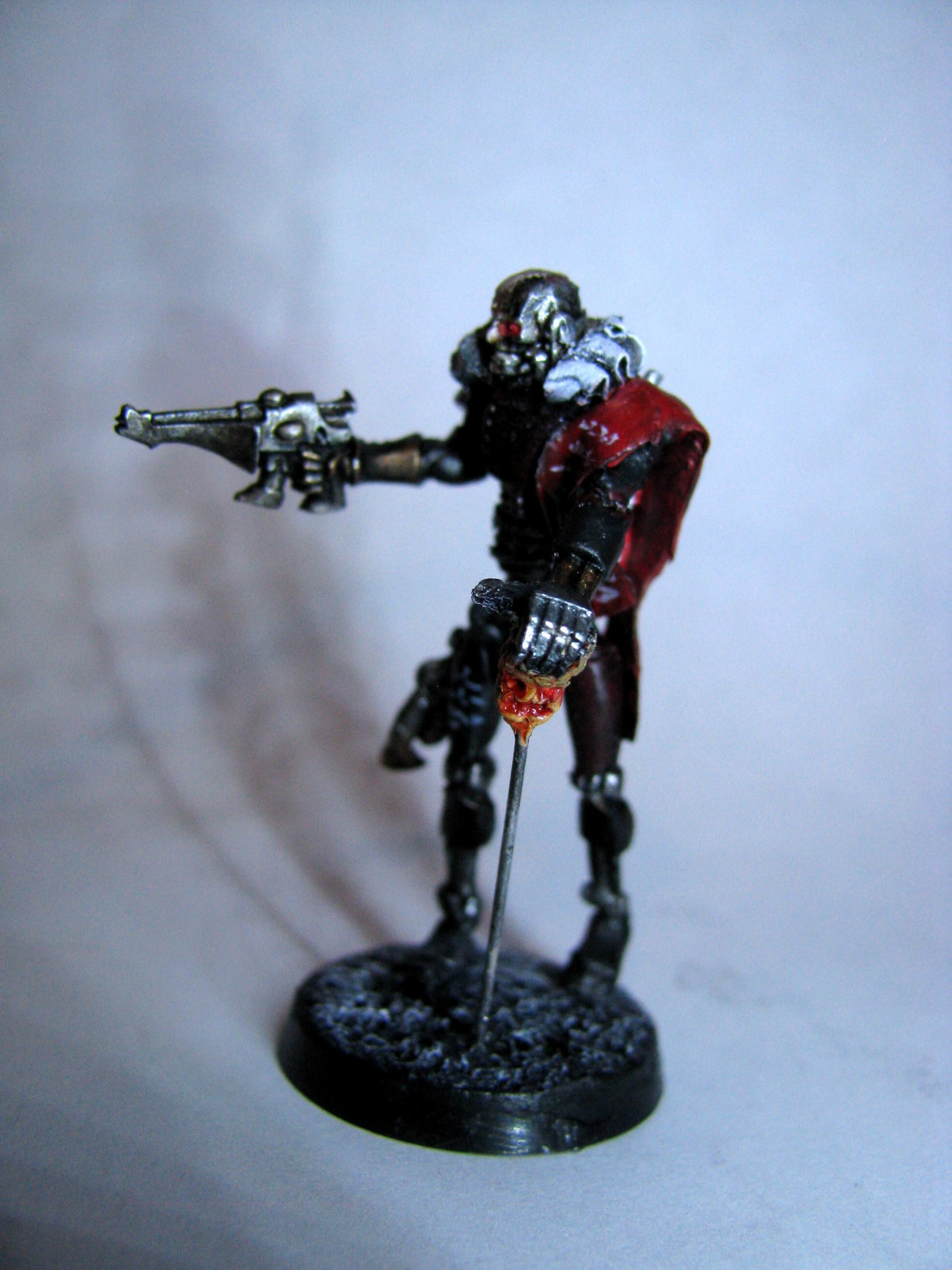 Chaos, Conversion, Dark Mechanicus