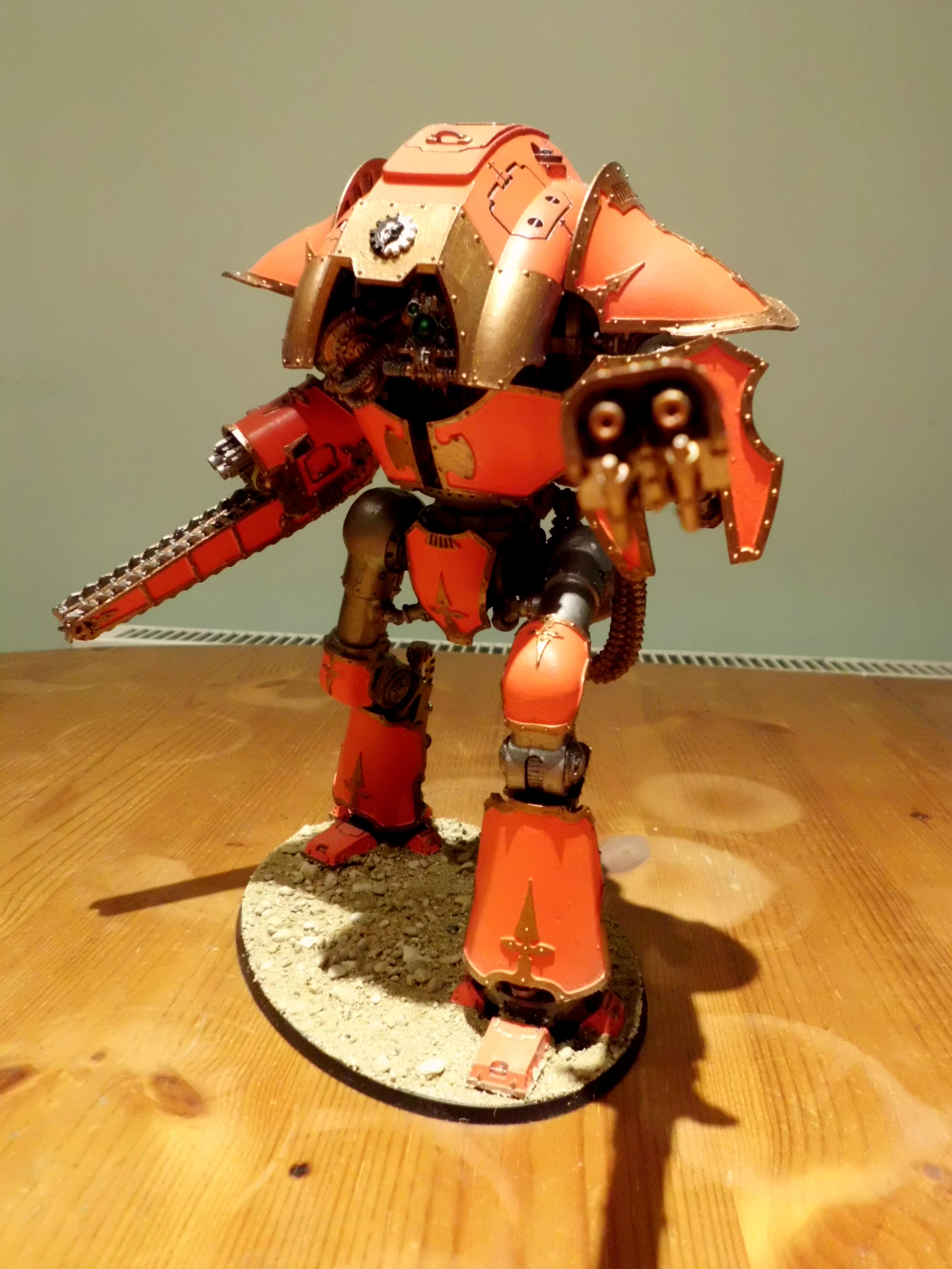 Acheron, Cerastus Knight, Cerastus Knight Acheron, Imperial Knight, Imperial Knights