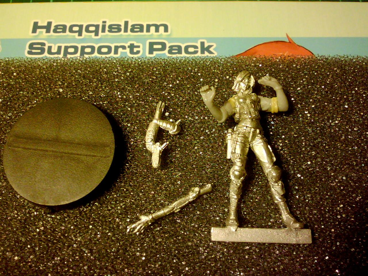 Ghulam Doc, Infinity, Support Pack, Unboxing
