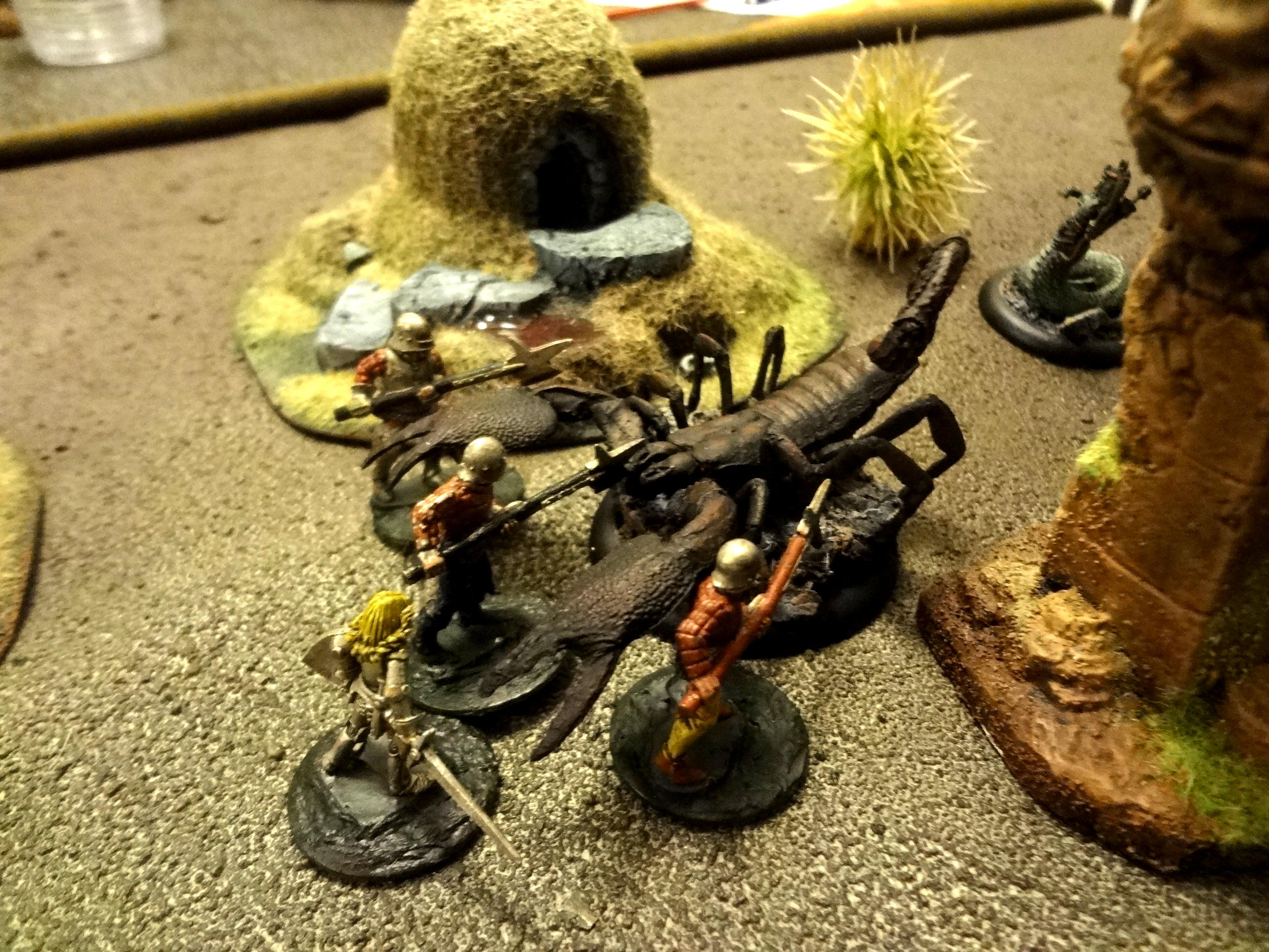 Do-it-yourself, Skirmish, Song Of Blades And Heroes, Warhammer Fantasy