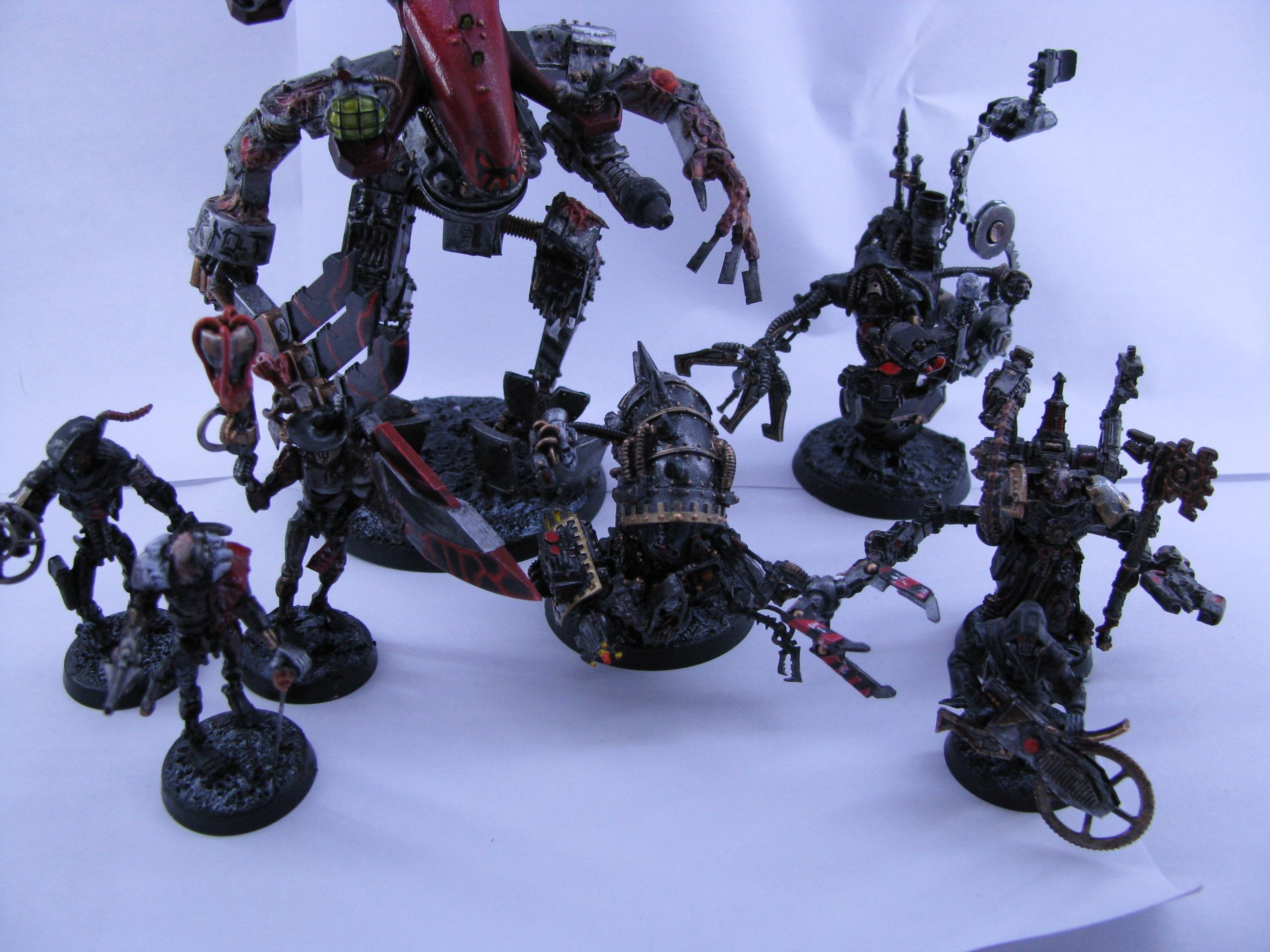 Chaos, Conversion, Dark Mechanicus