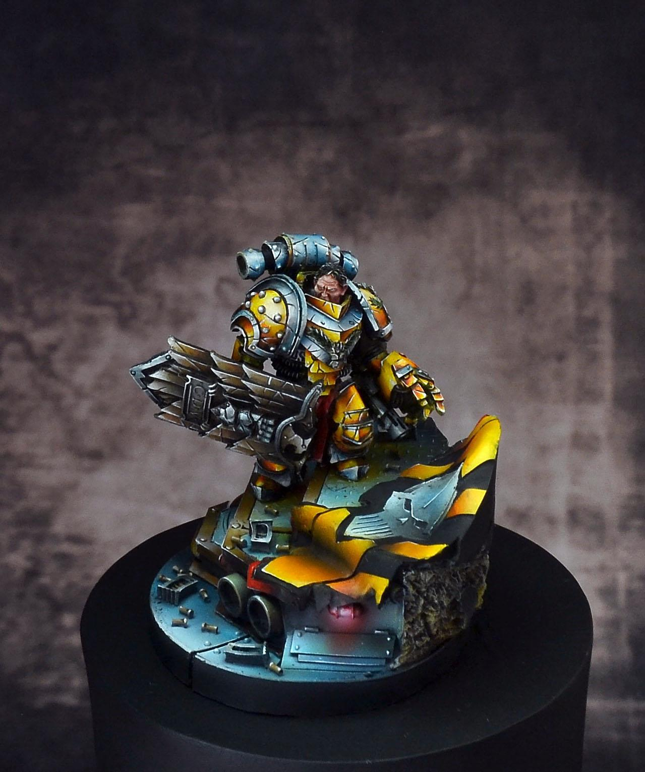 Alexis Polux, Imperial Fists
