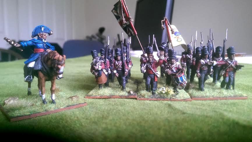 Black Powder, Inniskilling, Napoleonic