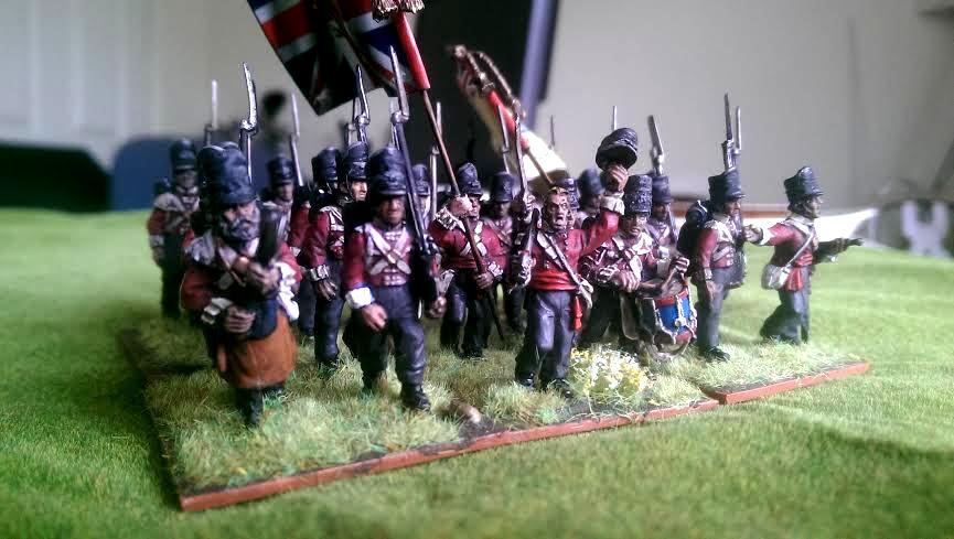 Black Powder, Historical, Human, Infantry, Inniskilling, Napoleonic