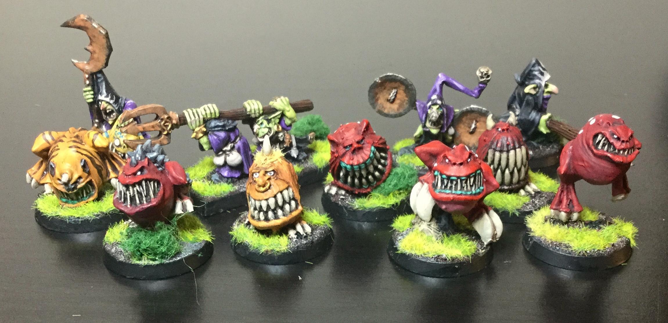 Night Goblins, Squig Herd