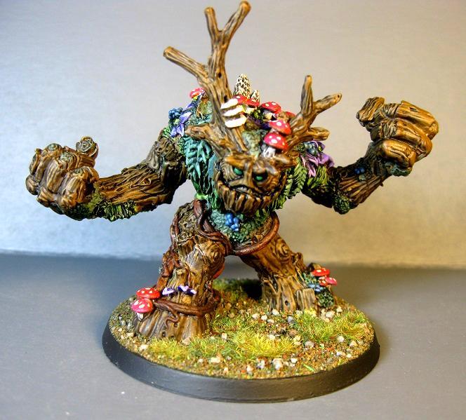 Dungeons And Dragons, Pathfinders, Reaper Mini, Reaper Miniatures, Treeman