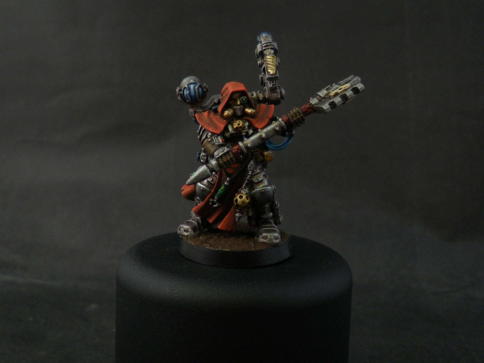 Adeptus Mechanicus, Techpriest, Warhammer 40,000