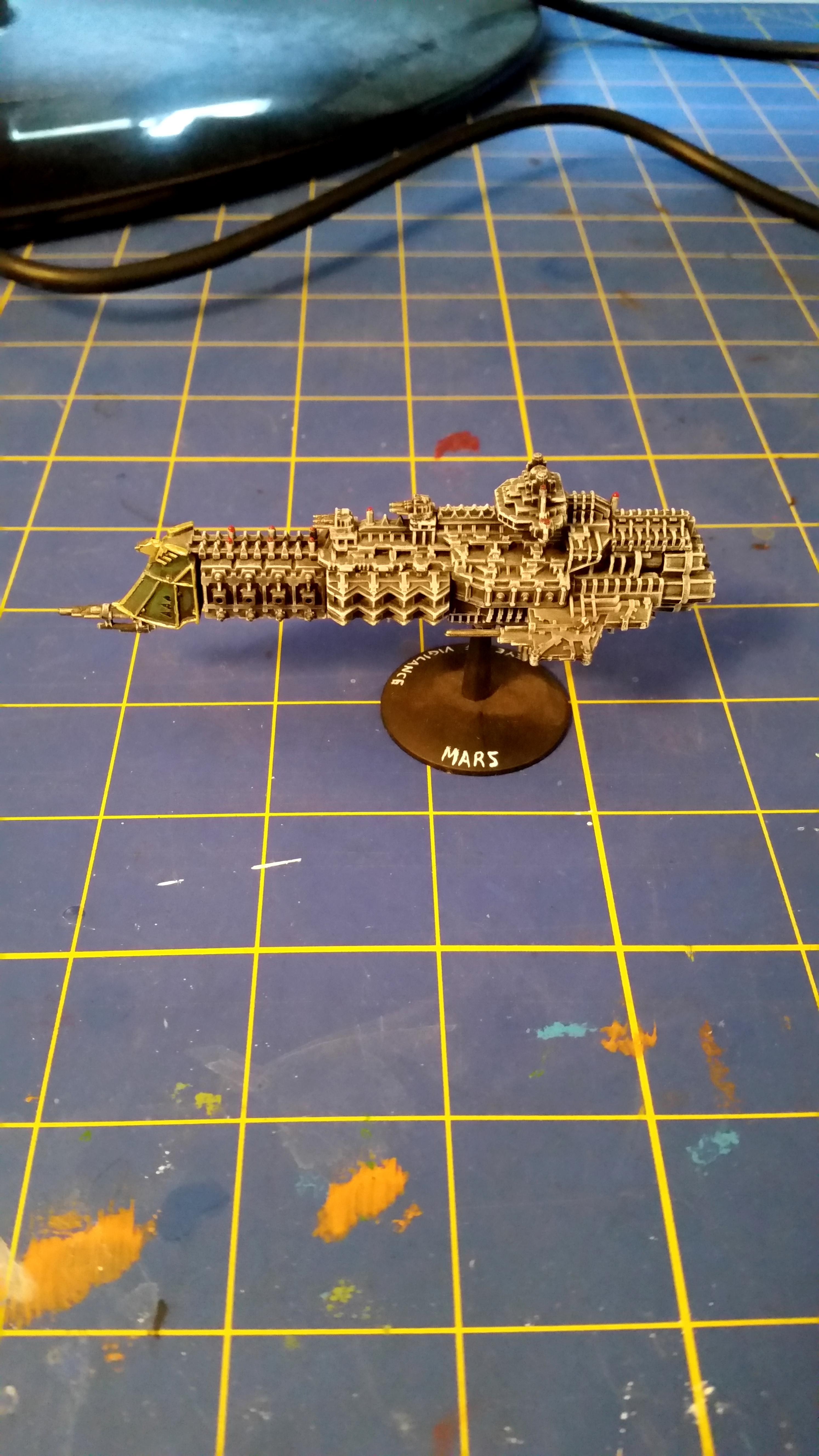 Battlefleet Gothic, Imperium