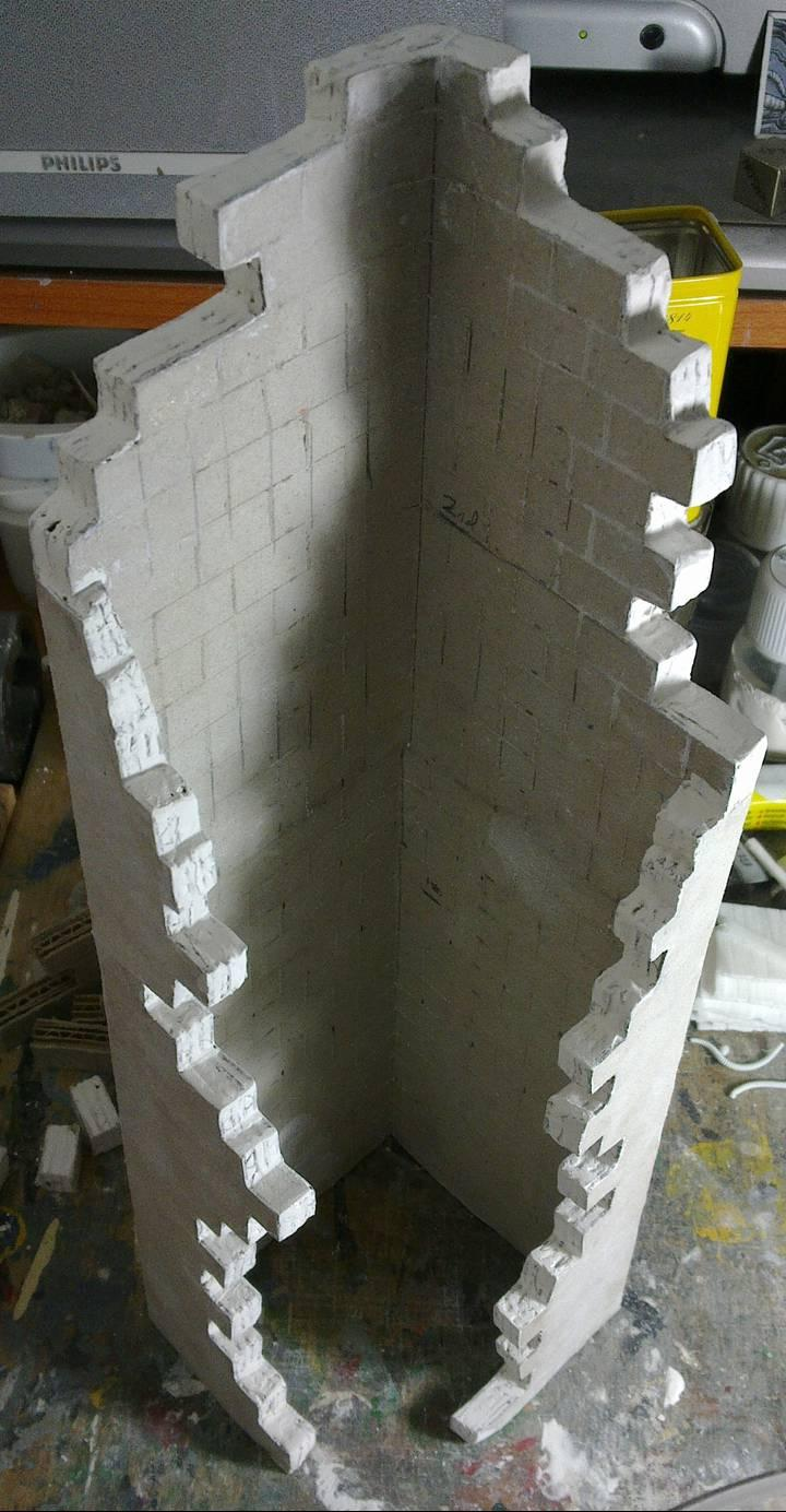 Graven's tower wip 3.5