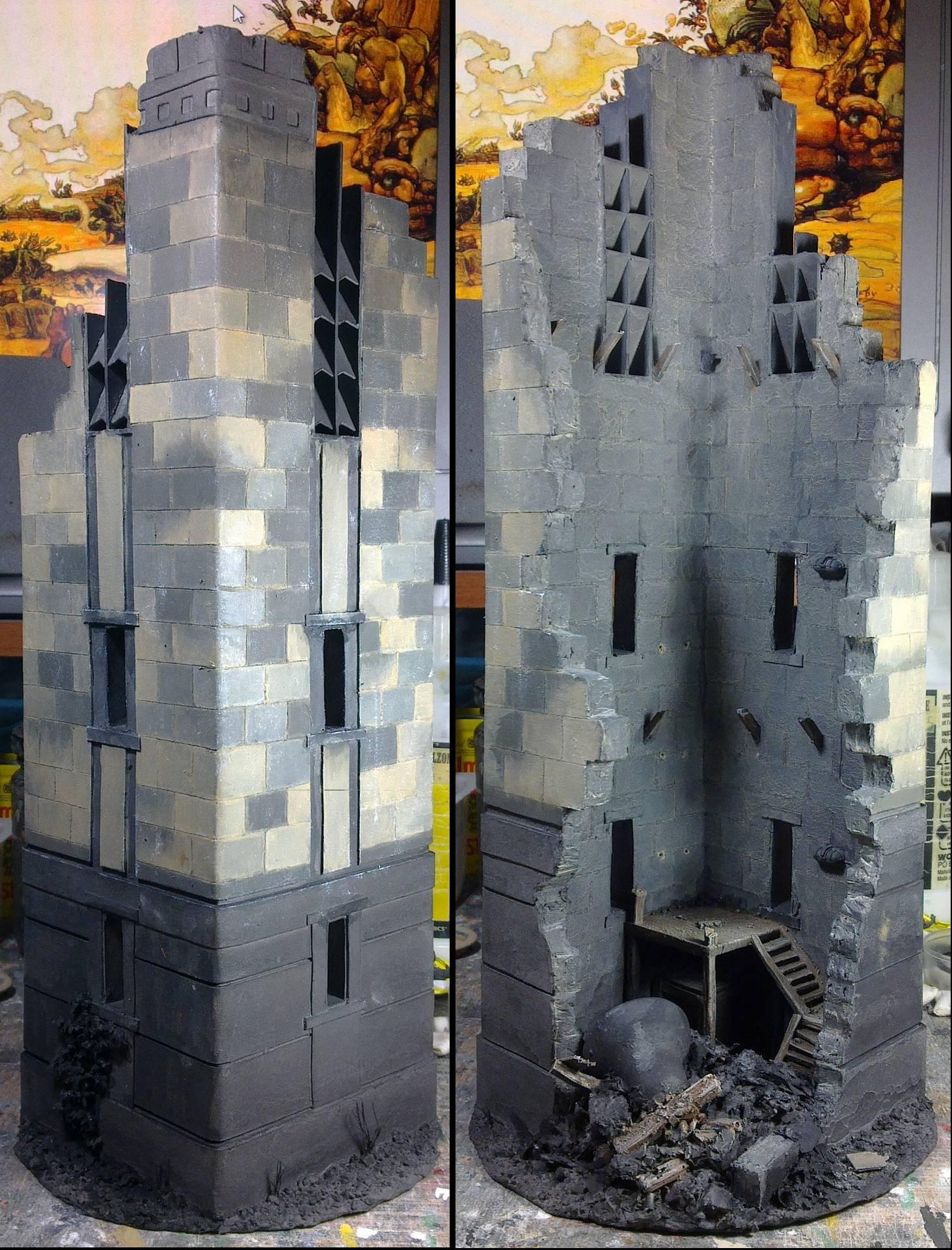 Graven's tower pip 2