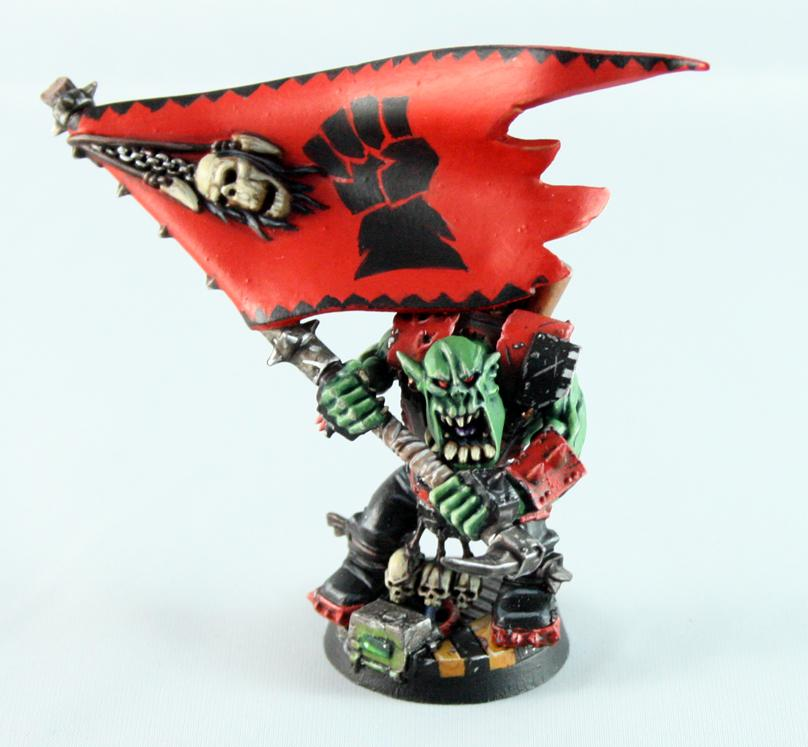 Nob, Orks, Red Corsairs
