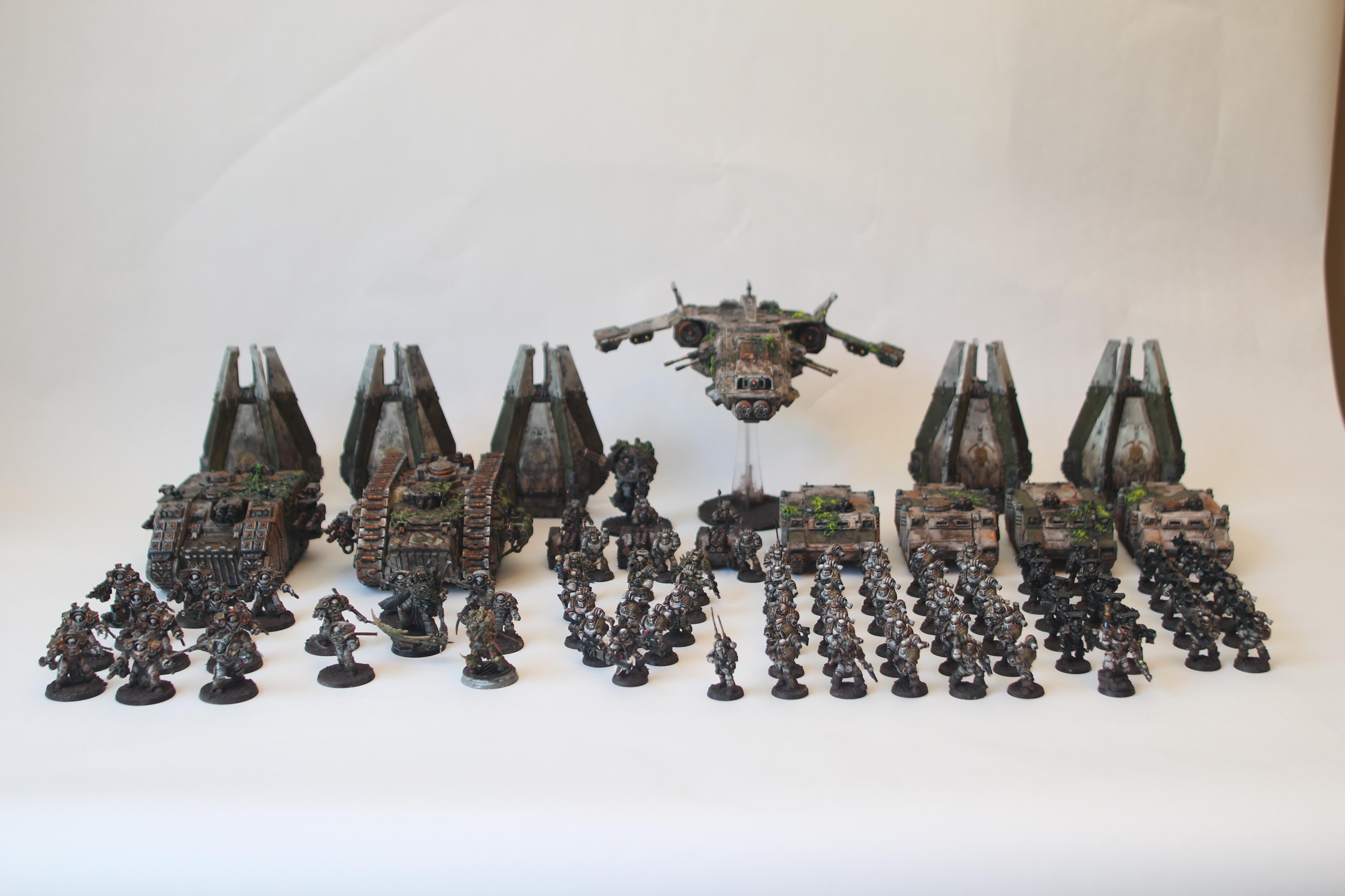14th Legion, 30k, Death Guard, Forge World, Horus Heresy, Nurgle, Warhammer Fantasy