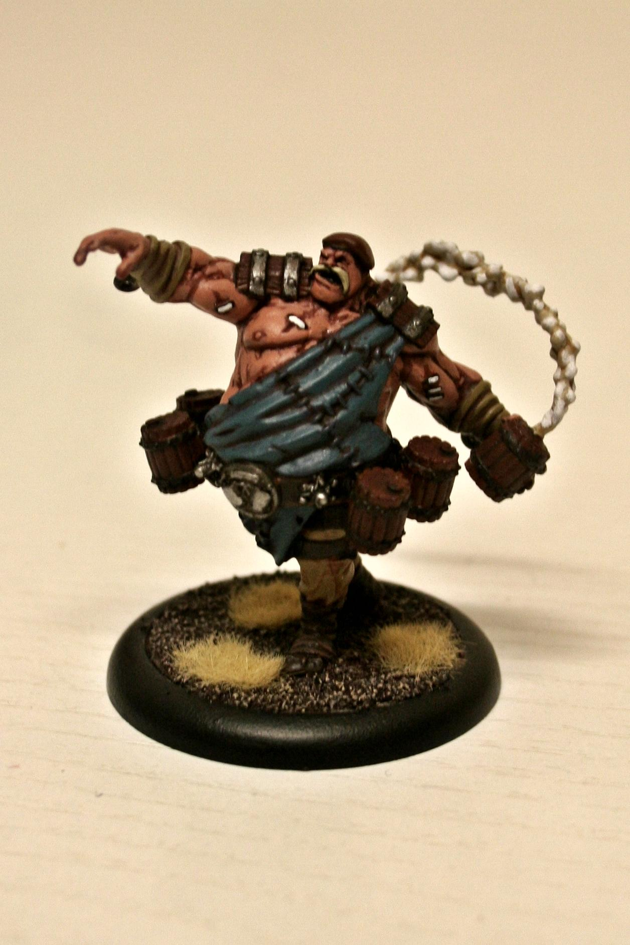 Brewers, Guild Ball, Stave