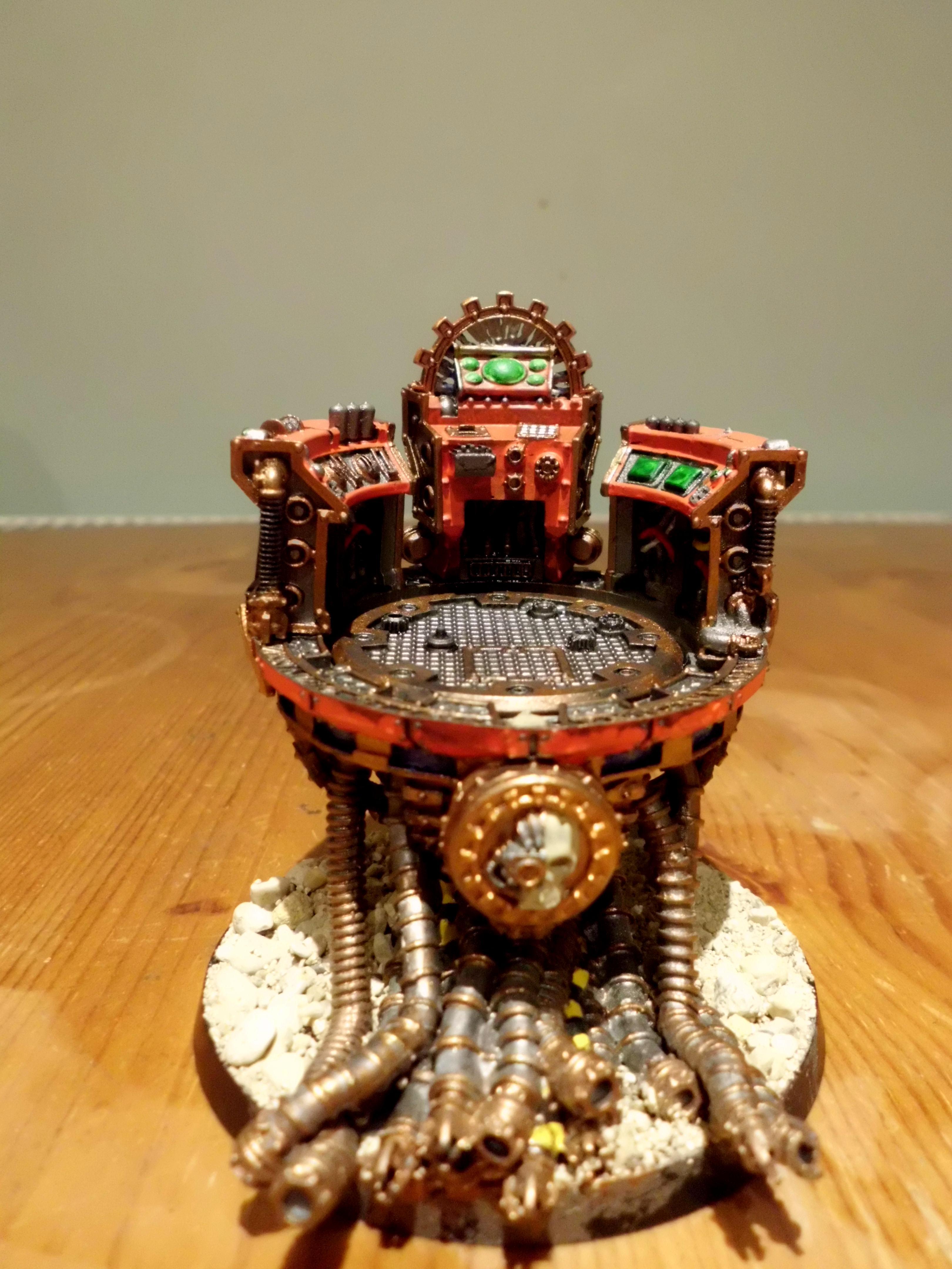 30k, Abeyant, Forgeworld Character Series, Mechanicum, Ordo Reductor, Taghmata, The Horus Heresy
