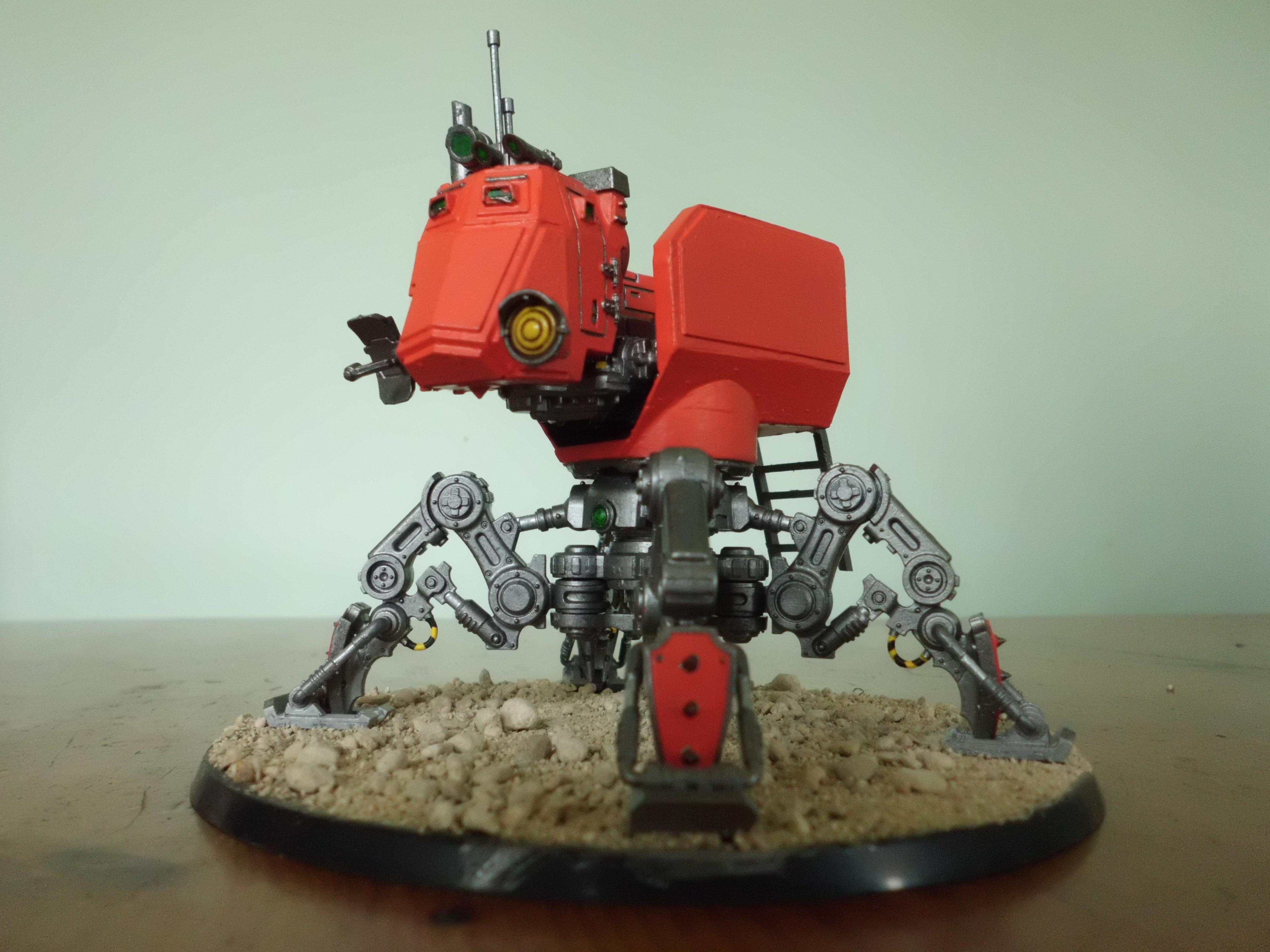 30k, 40k Mule, Conversion, M.u.l.e, Mars Universal Land Engine, Mechanicum, Mule, Onager, Open Topped, Ordo Reductor, Radar, Scatter Laser, Troop Transport, Warhammer 40,000