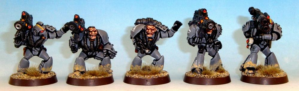 Carcharodons, Devastaros, Rogue Trader, Seal, Seals, Space Marines, Space Sharks