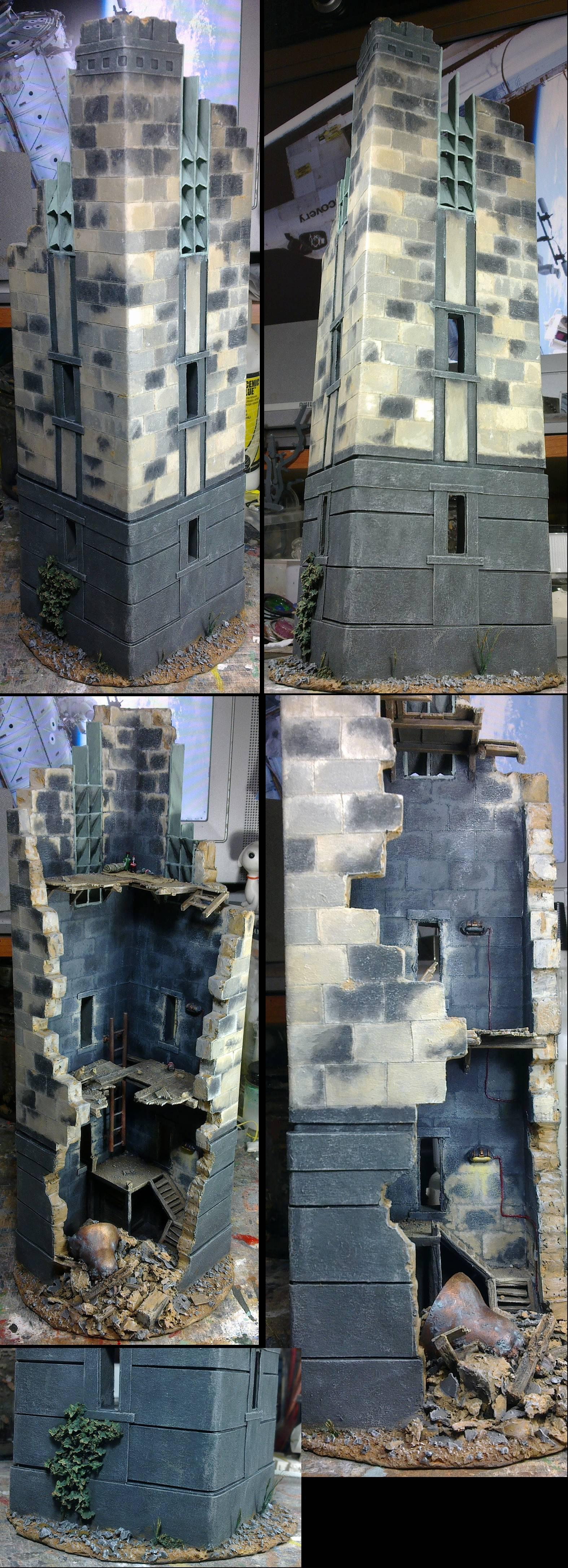 Graven's tower pip 9