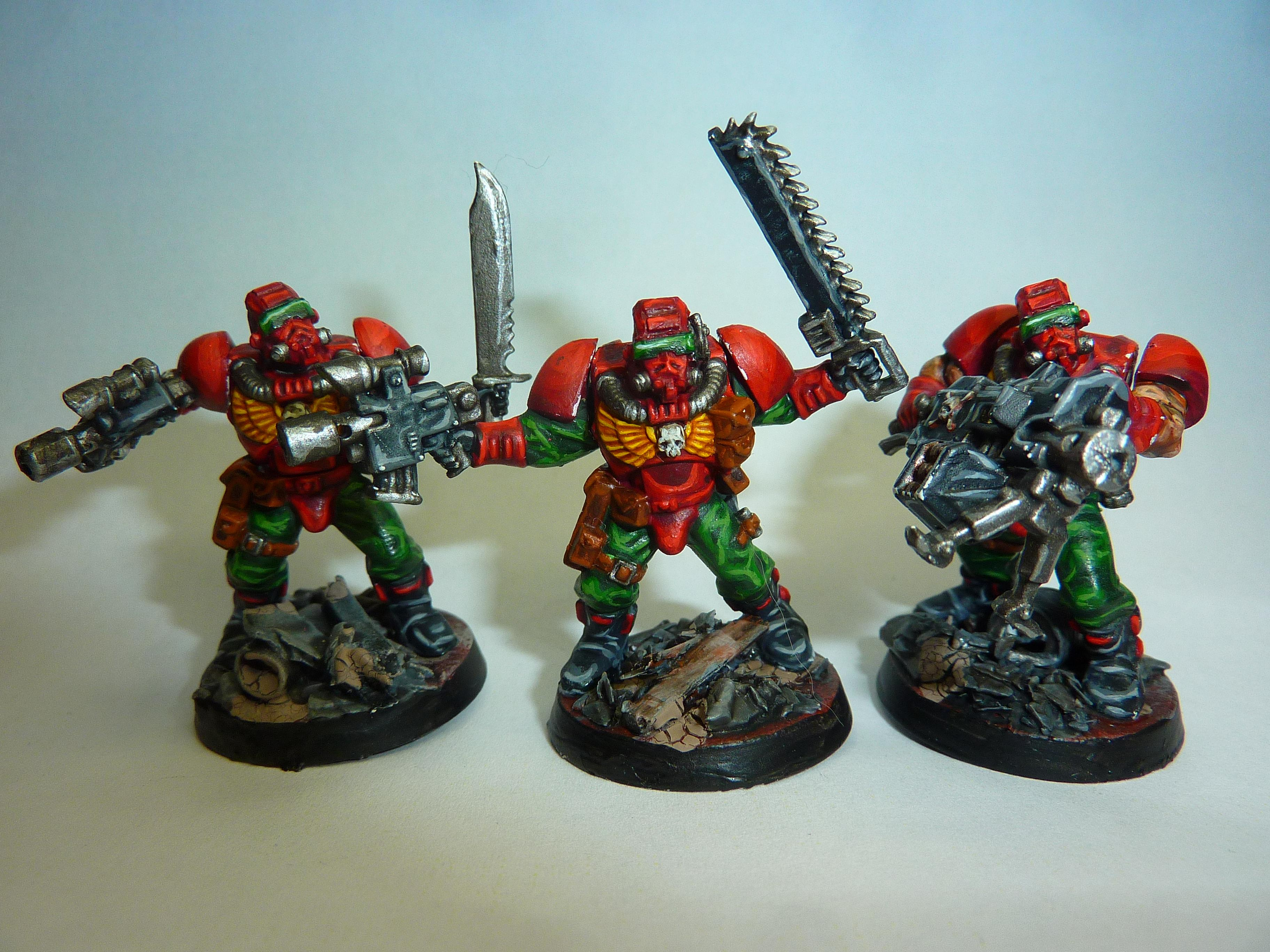 Blood Angels, Scouts 1