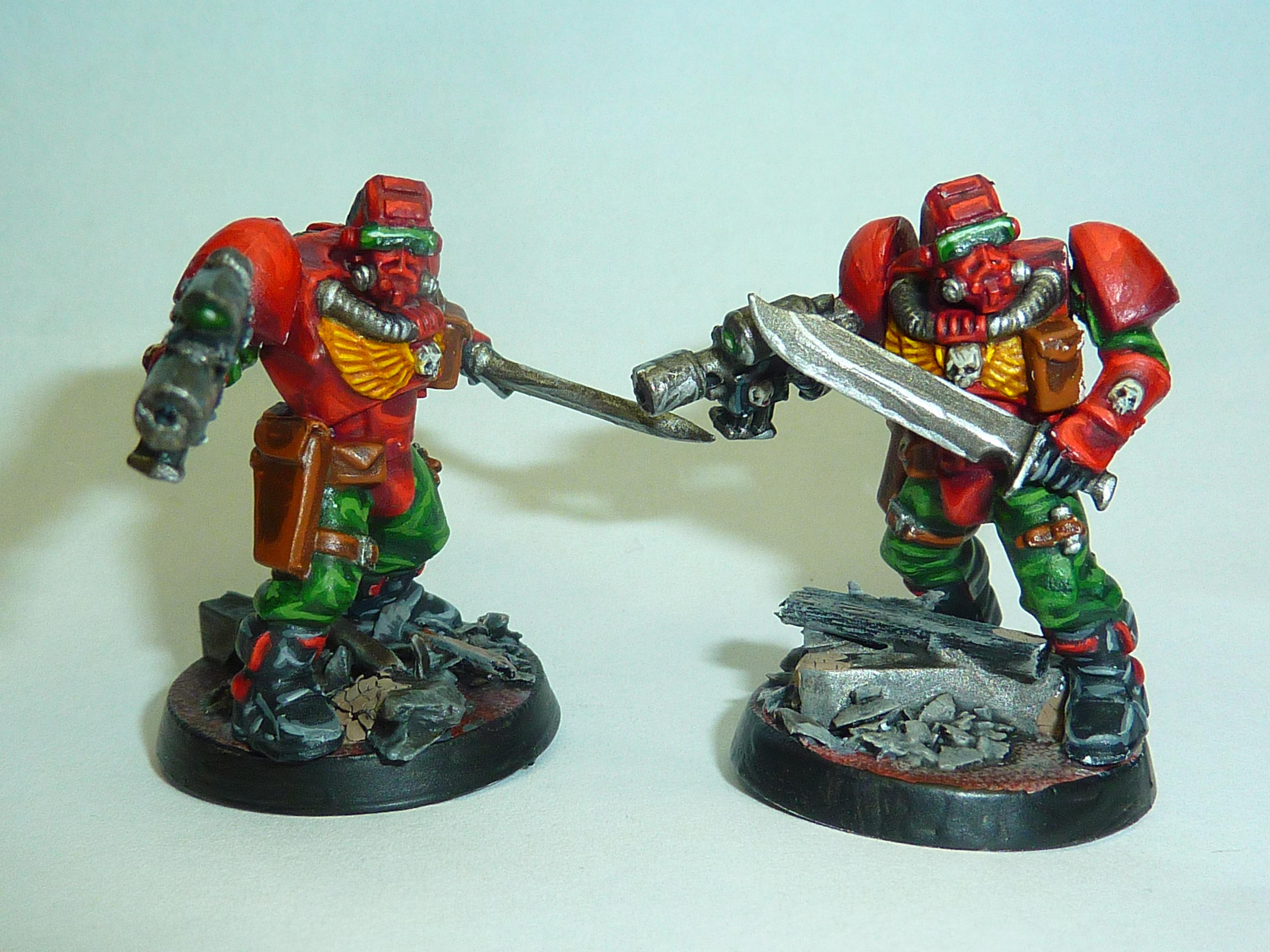 Blood Angels, Scouts 2