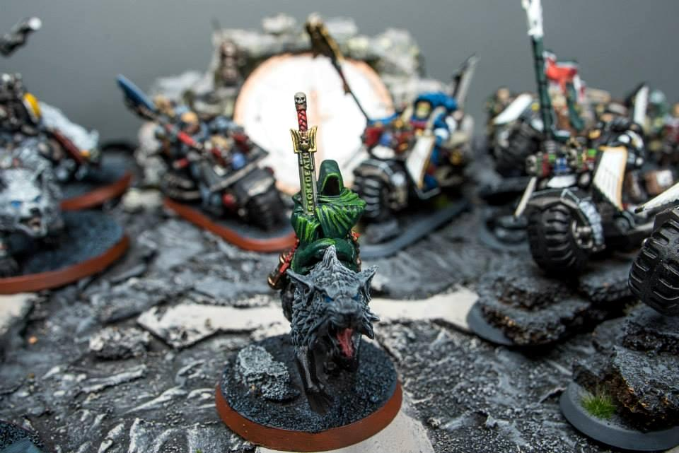 Atc, Dark Angels, Space Wolves
