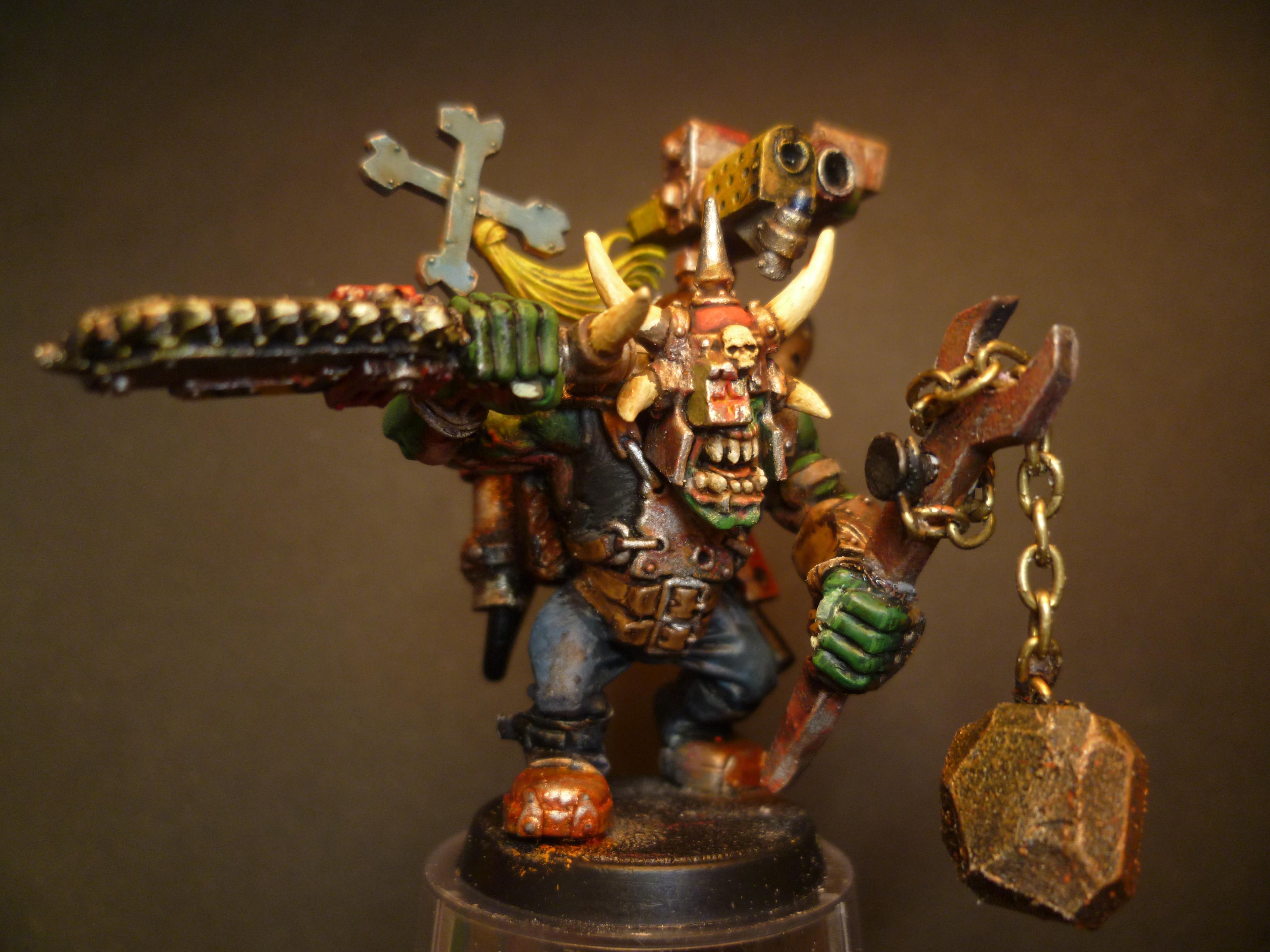 Custom, Mekboy, Orks