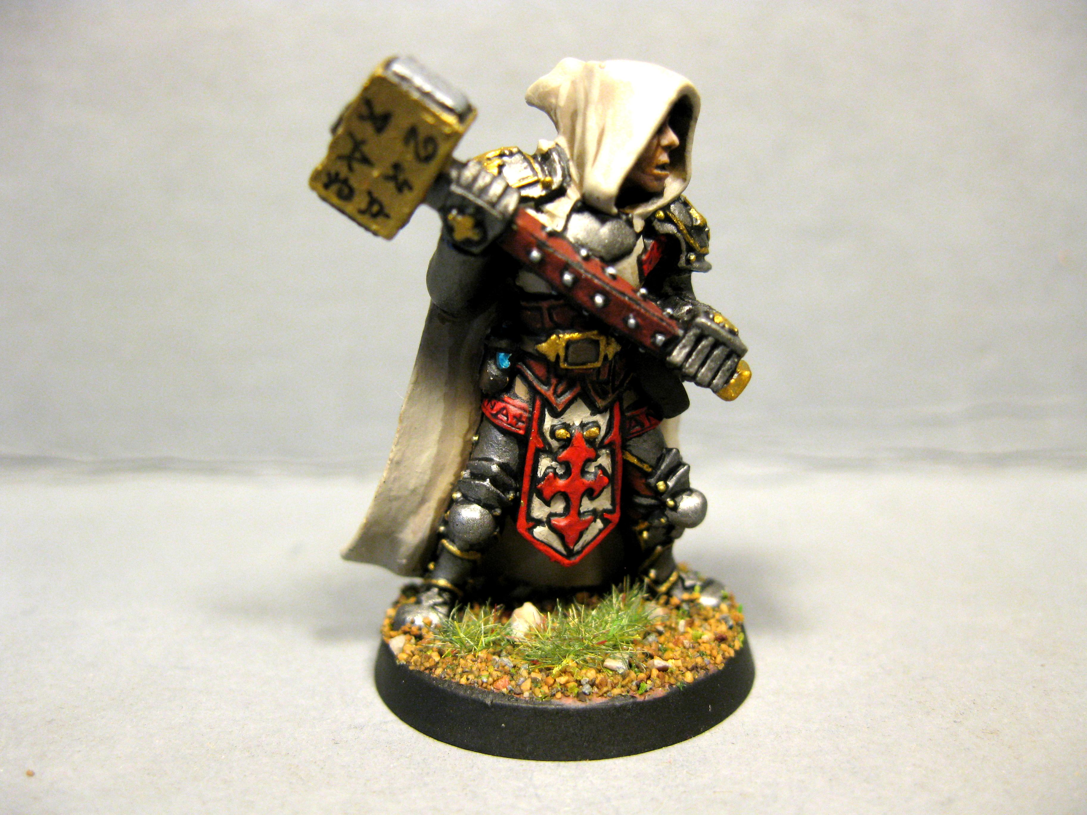 Cleric, Dungeons And Dragons, Pathfinders, Reaper Miniatures, Reaper Minis, Rpg