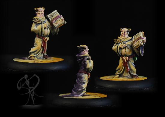 Horrors, Lawyer, Malifaux, Neverborn, Object Source Lighting, The Guild, Victorian, Wyrd