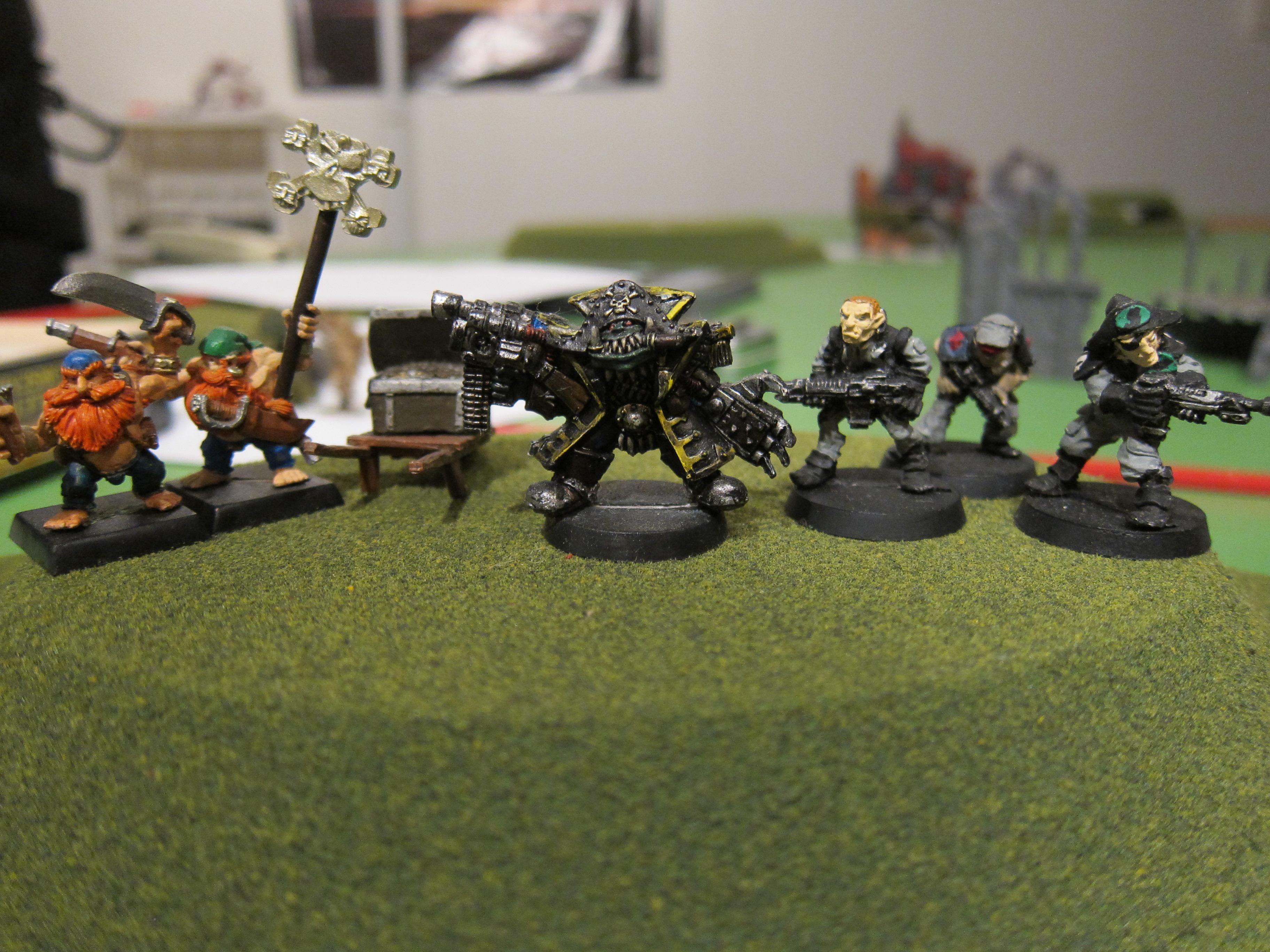 Orks, Pirates, Rogue Trader, Rt