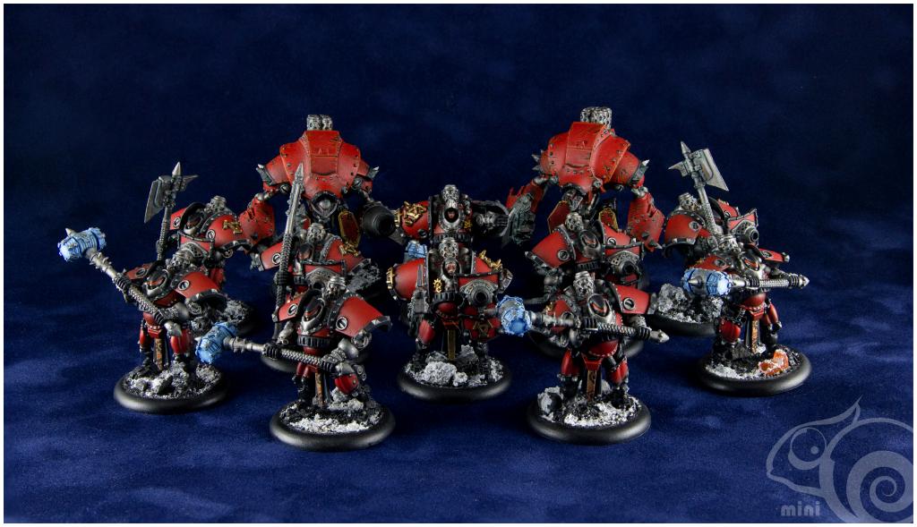 Destroyer, Juggernaut, Khador, Man-o-war, Warmachine
