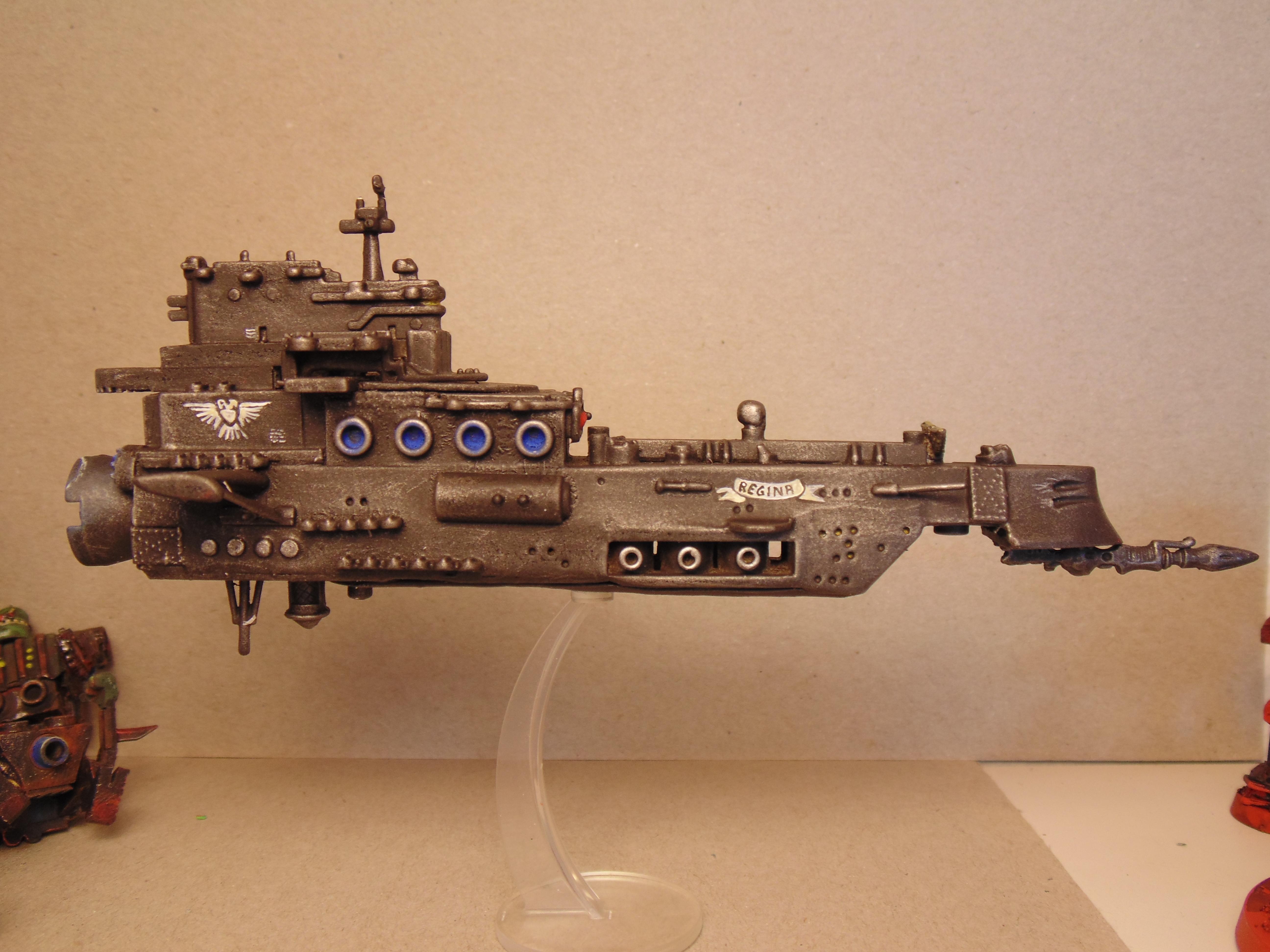 Battlefleet, Conversion, Scratch, Scratch Build, Ships