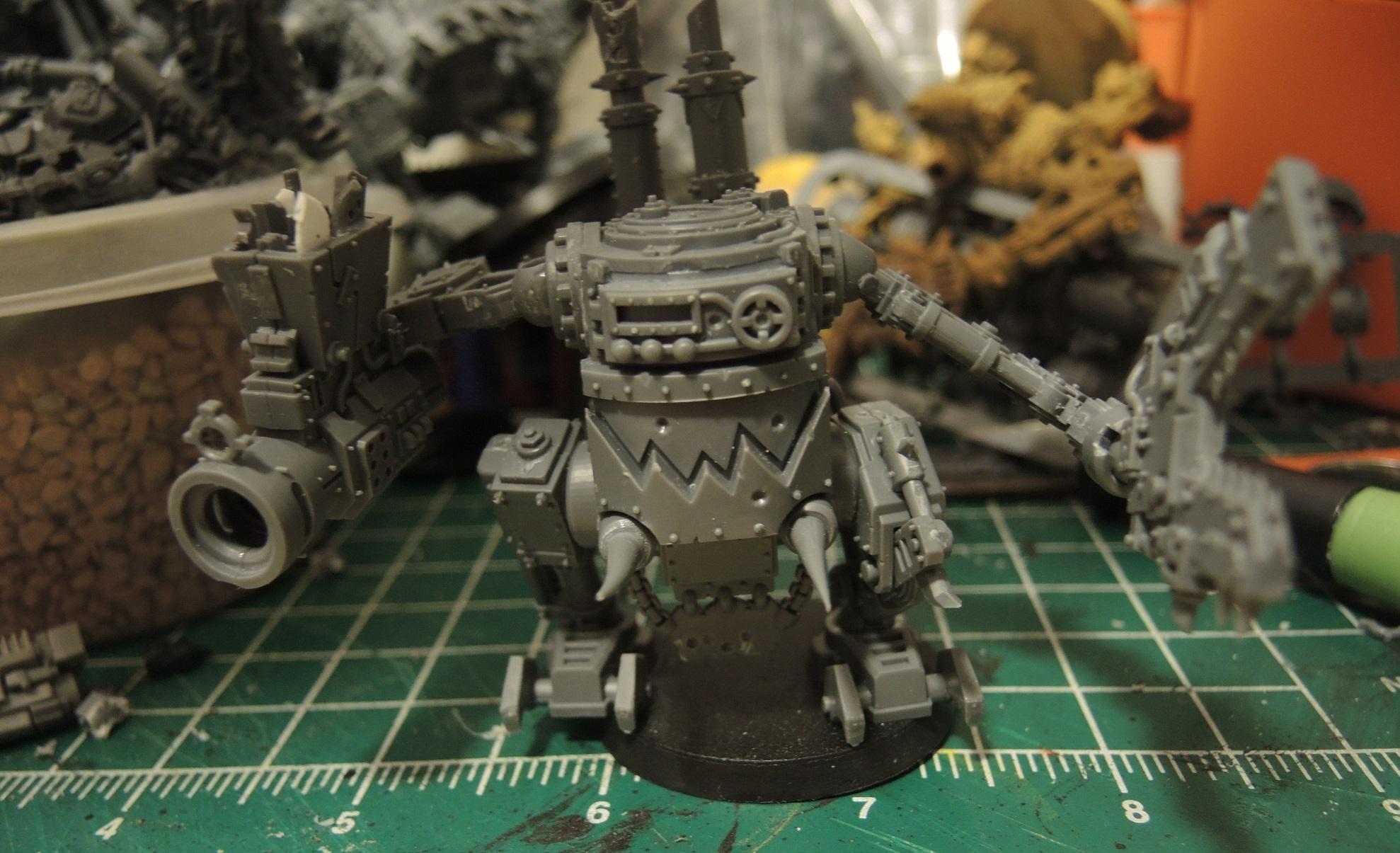 Grotzooka, Orks, Waaazag, Warhammer 40,000