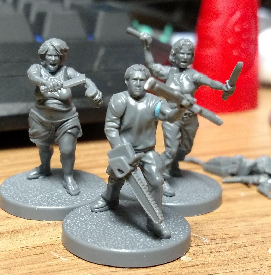 Survivors, Wargames Factory
