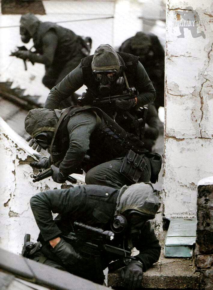 British, Sas, Special Forces