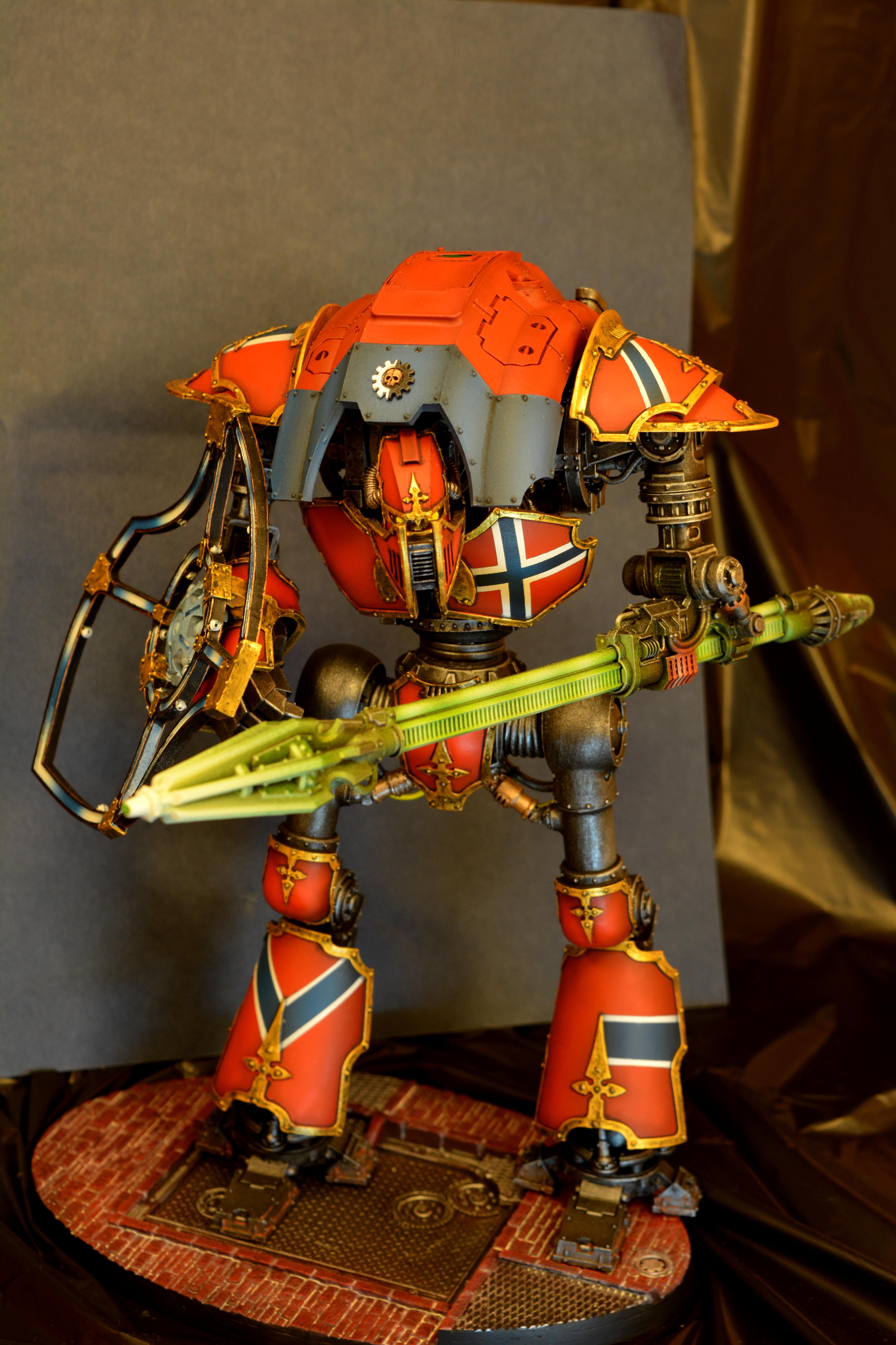 Forge, Forge World, Imperial, Imperium, Iom, Knight Lacner, Knight Lancer, Knights, Lancer, Titan, World
