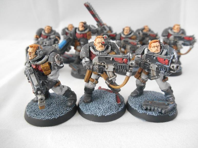 Adepus Astartes, Battle Damage, City, Imperial Fists, Rubble, Ruins, Scouts, Space Marines, Urban, Weathered