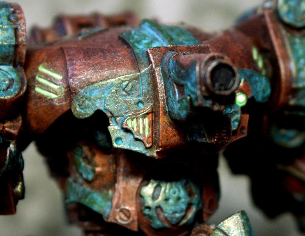 Bronze, Cipher, Convergence, Corroded, Corrosion, Cyriss, Galvanizer, Jack, Mitigator, Rust, Steel, Verdigris, Warjack, Warmachine