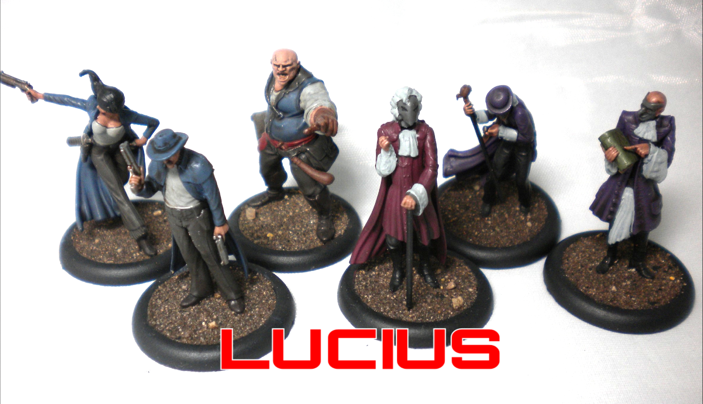 Crew, Crews, Guild, Lucius, Malifaux, Master, Mimic, Neverborn