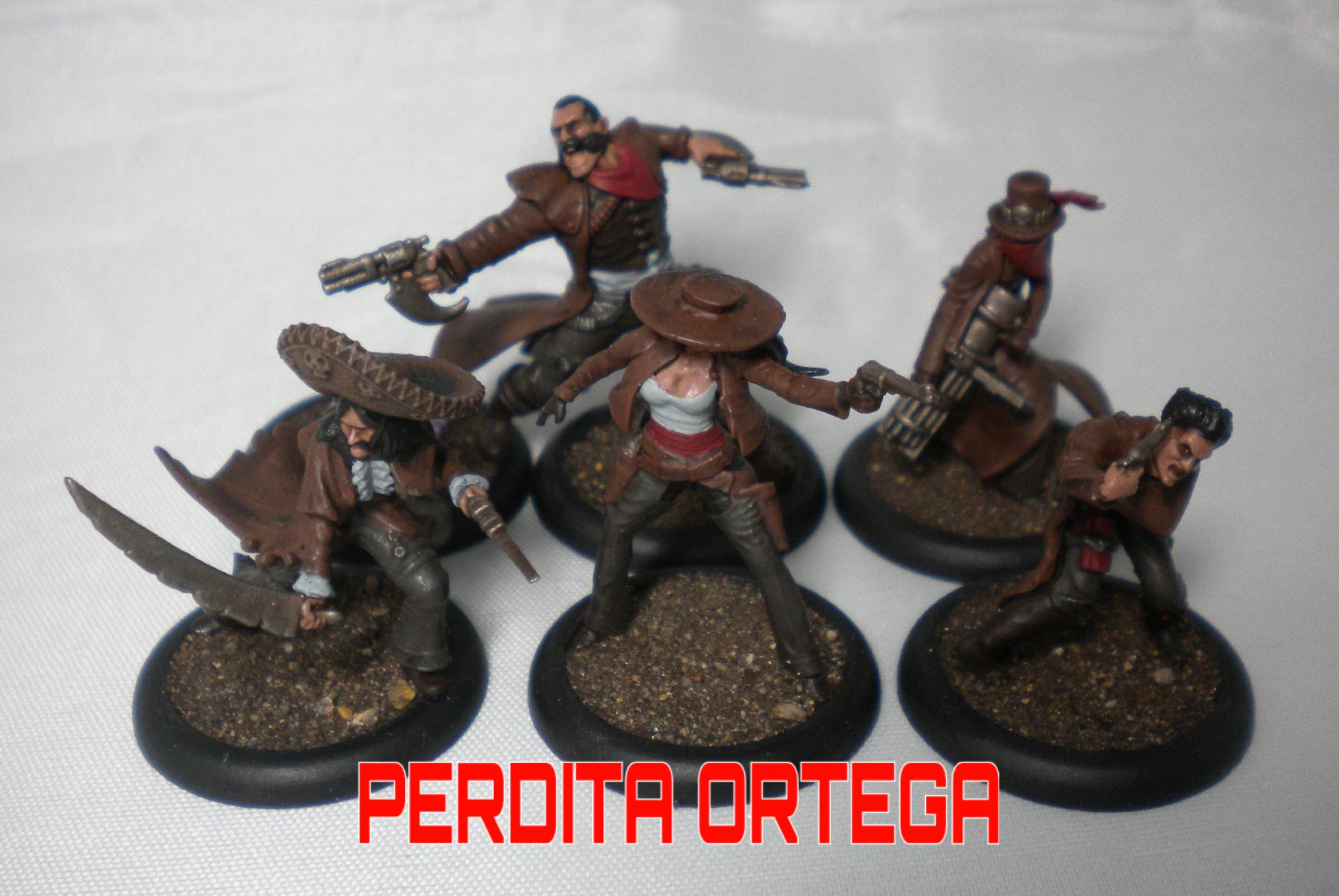 Crew, Crews, Family, Guild, Malifaux, Master, Ortegas, Perdita, West