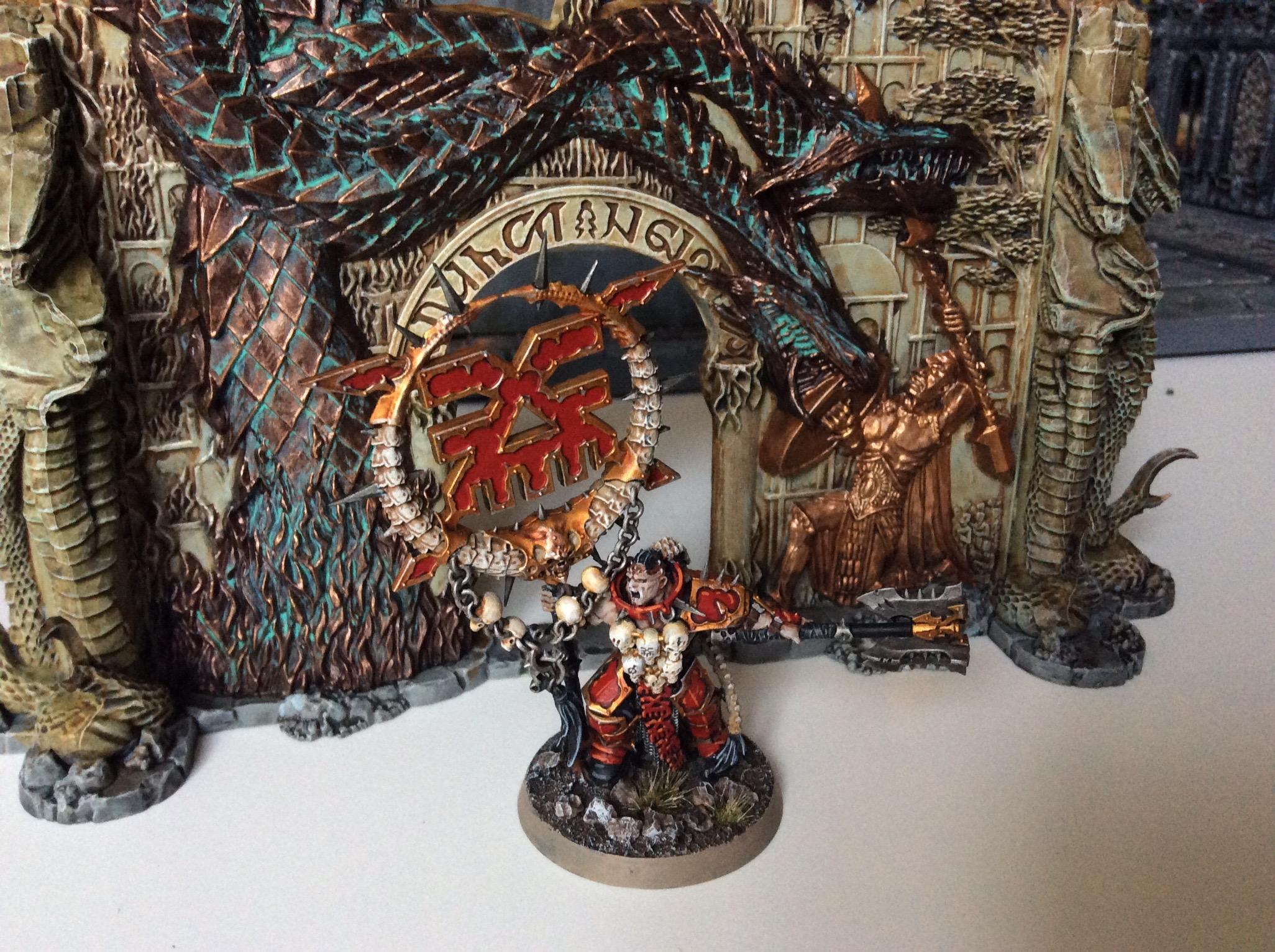 Age Of Sigmar, Chaos, Liberators, Retributions, Warhammer Fantasy