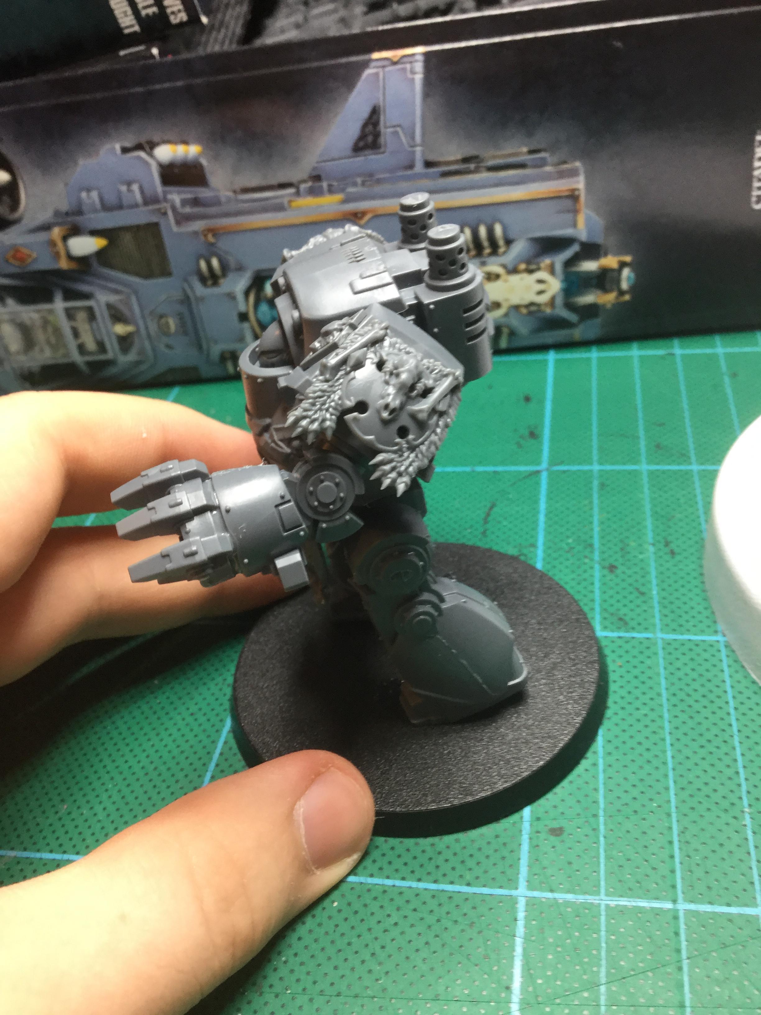 30k space wolf contemptor dread left